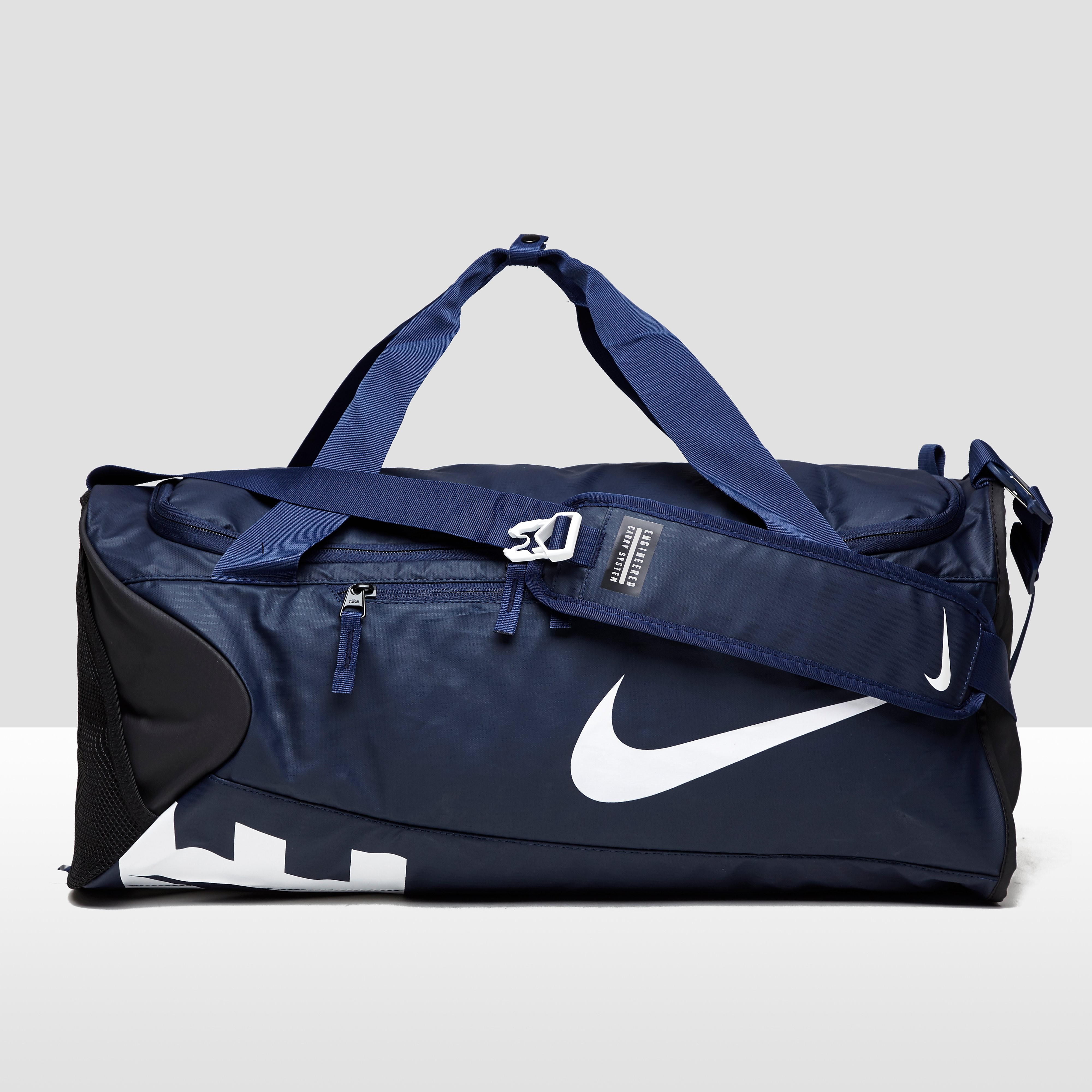 NIKE ALPHA ADAPT CROSS BODY MEDIUM SPORTTAS BLAUW UNISEX