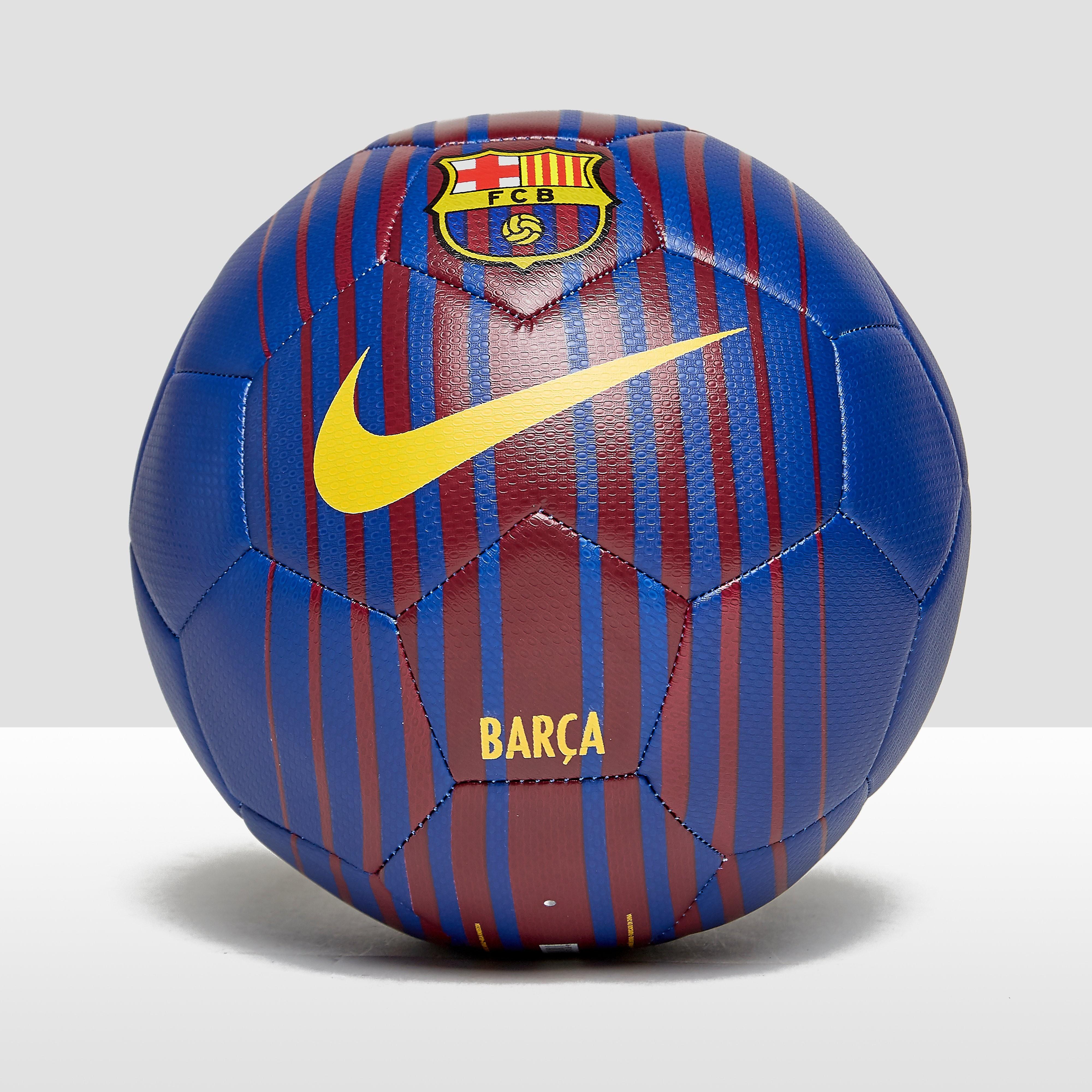 NIKE FC BARCELONA PRESTIGE VOETBAL BLAUW/ROOD