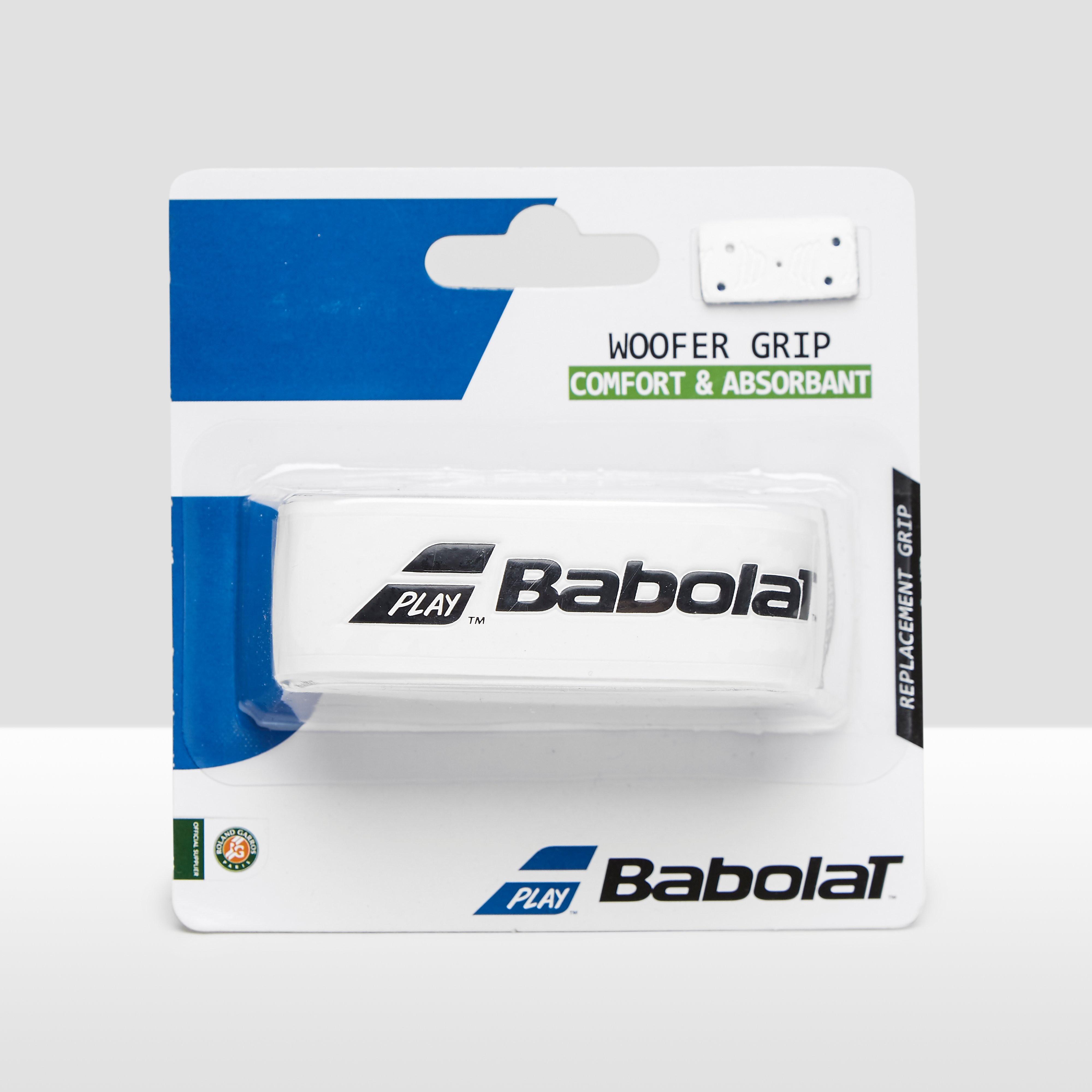 BABOLAT WOOFER GRIP X1 TENNISGRIP WIT