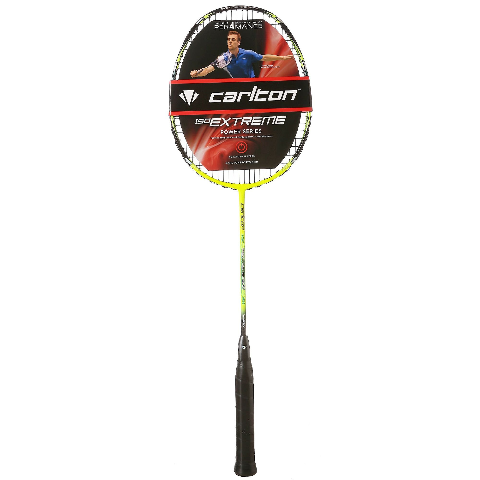 CARLTON ISO EXTREME 7500 GEEL