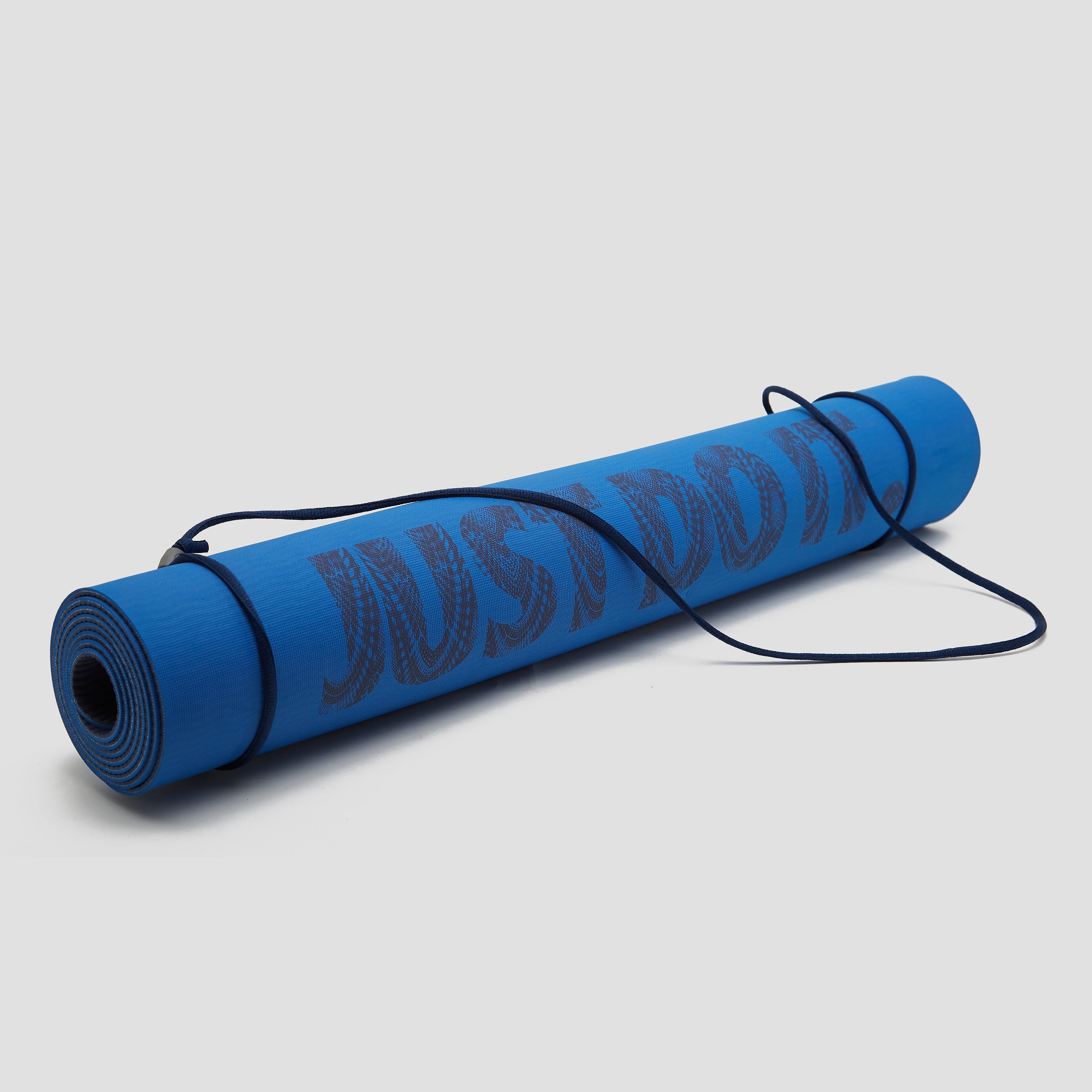 NIKE JUST DO IT YOGA MAT BLAUW