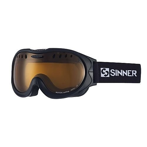 SINNER MOTION ZWART