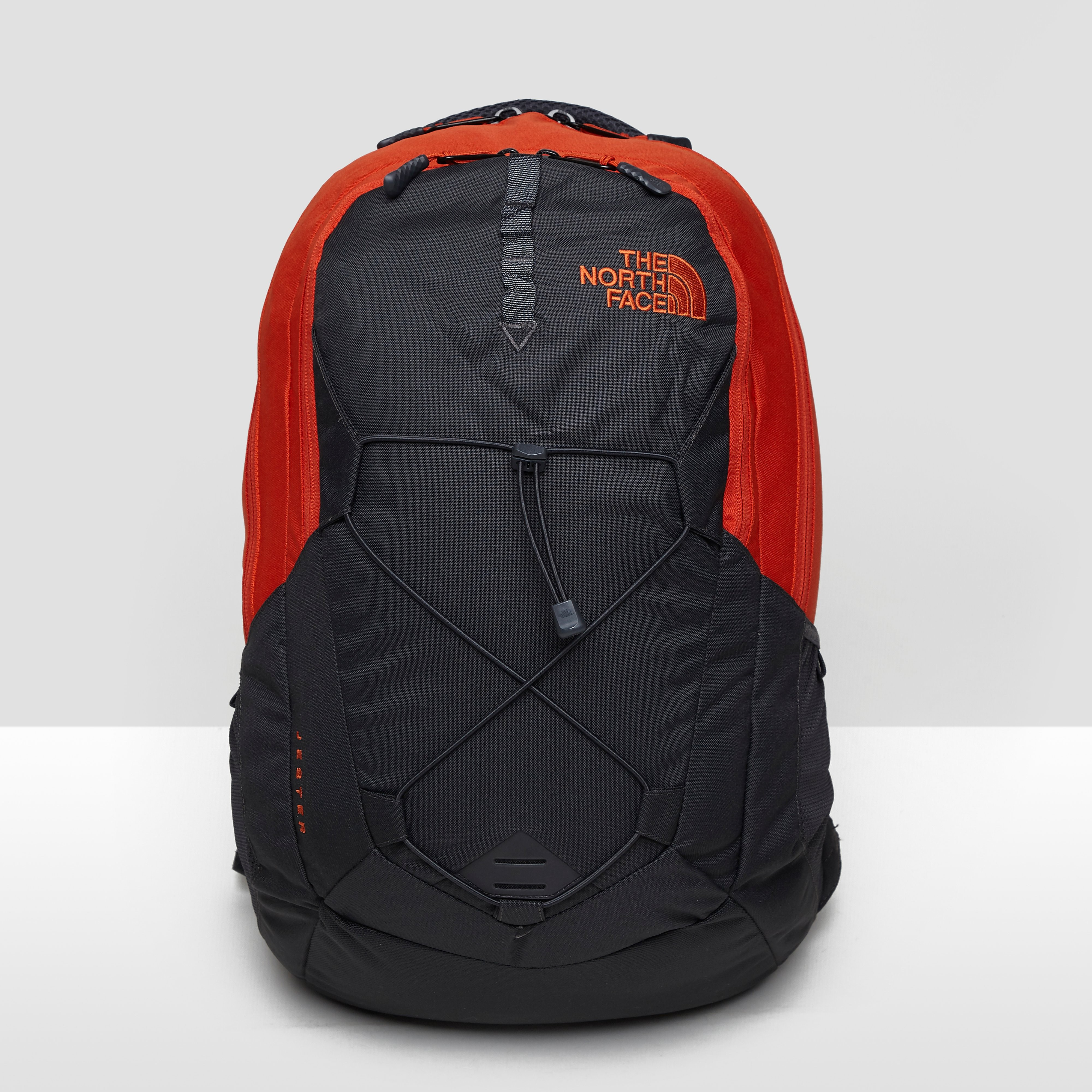 THE NORTH FACE JESTER ORANJE/GRIJS