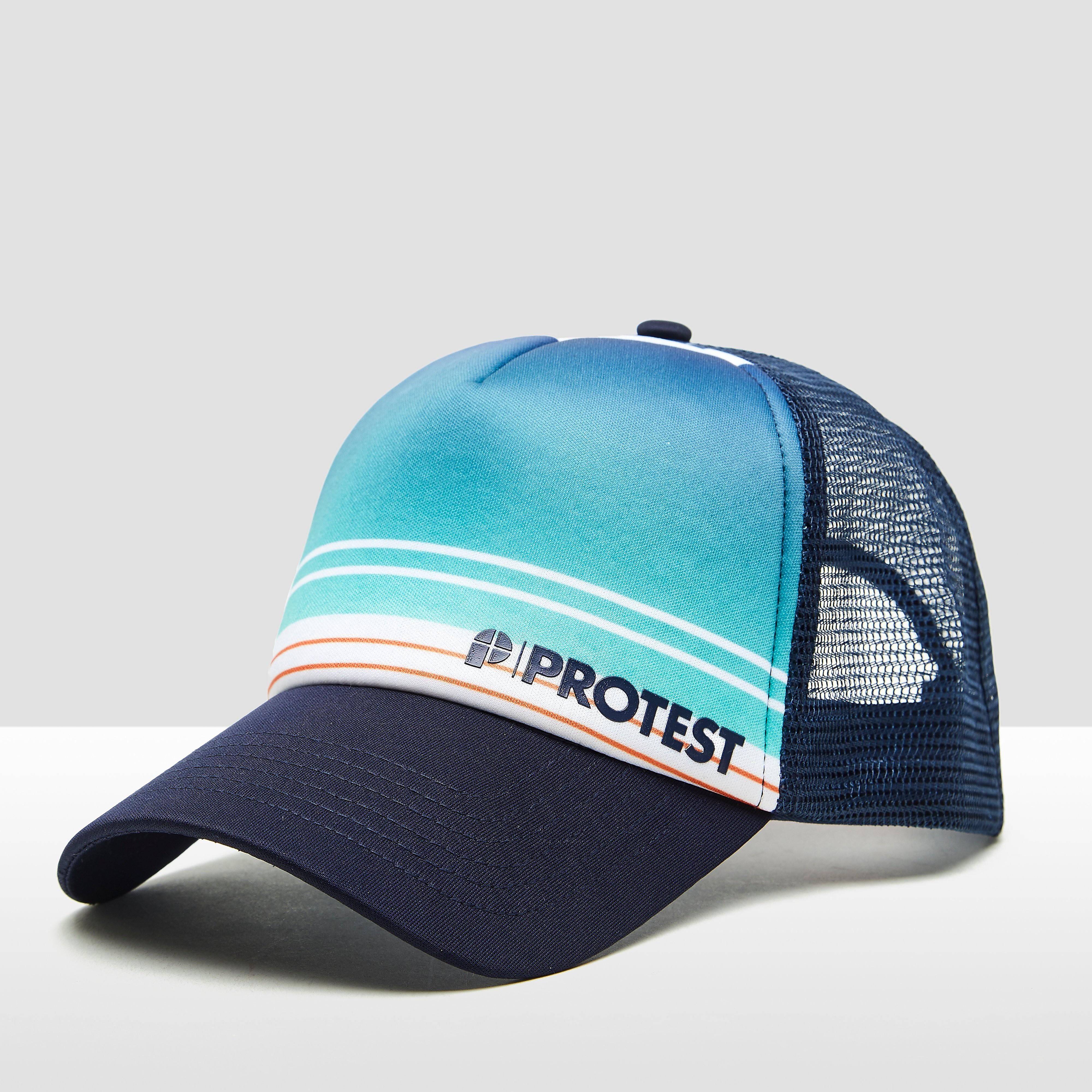 PROTEST BARFORTH PET BLAUW