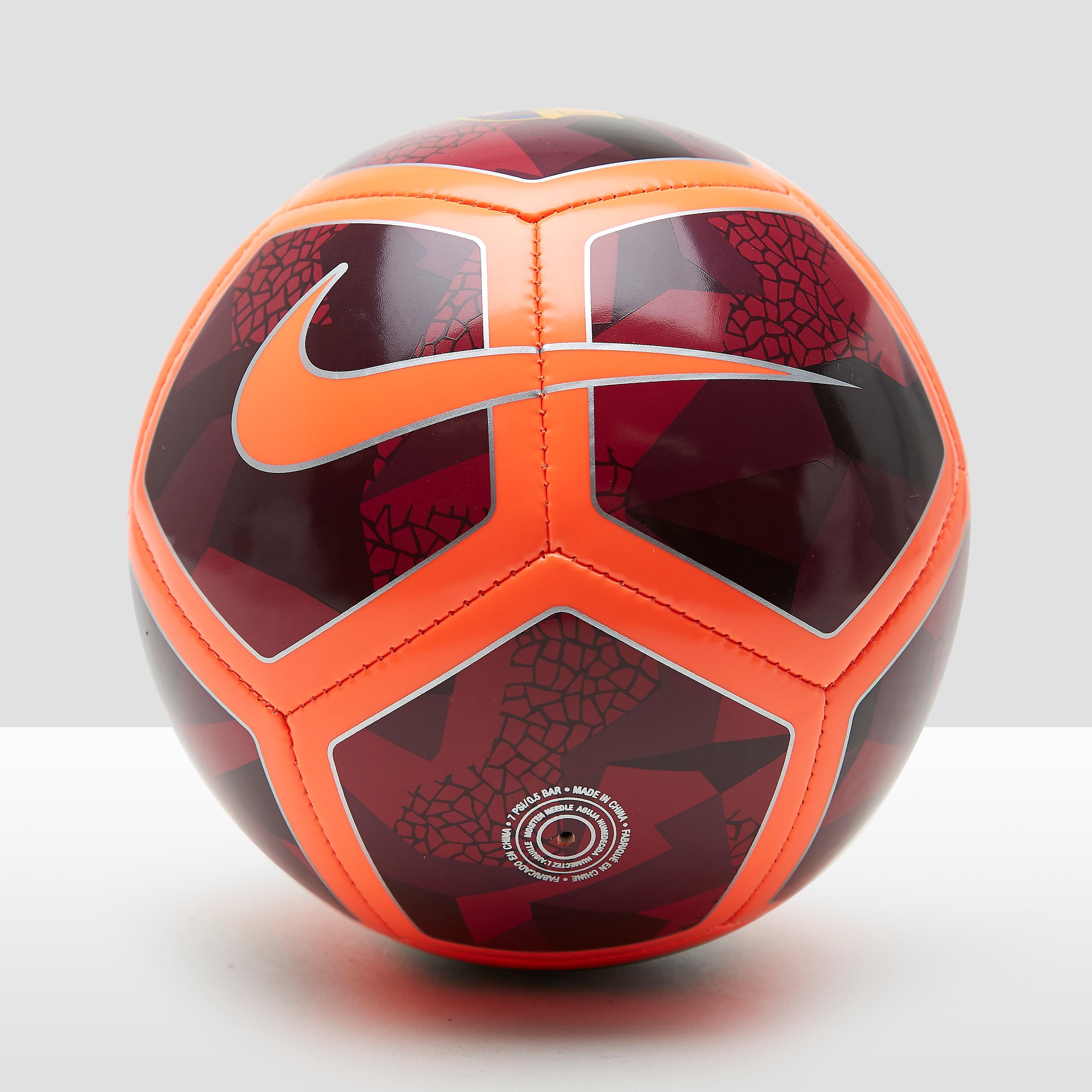 NIKE FC BARCELONA SKILLS VOETBAL BORDEAUX ROOD