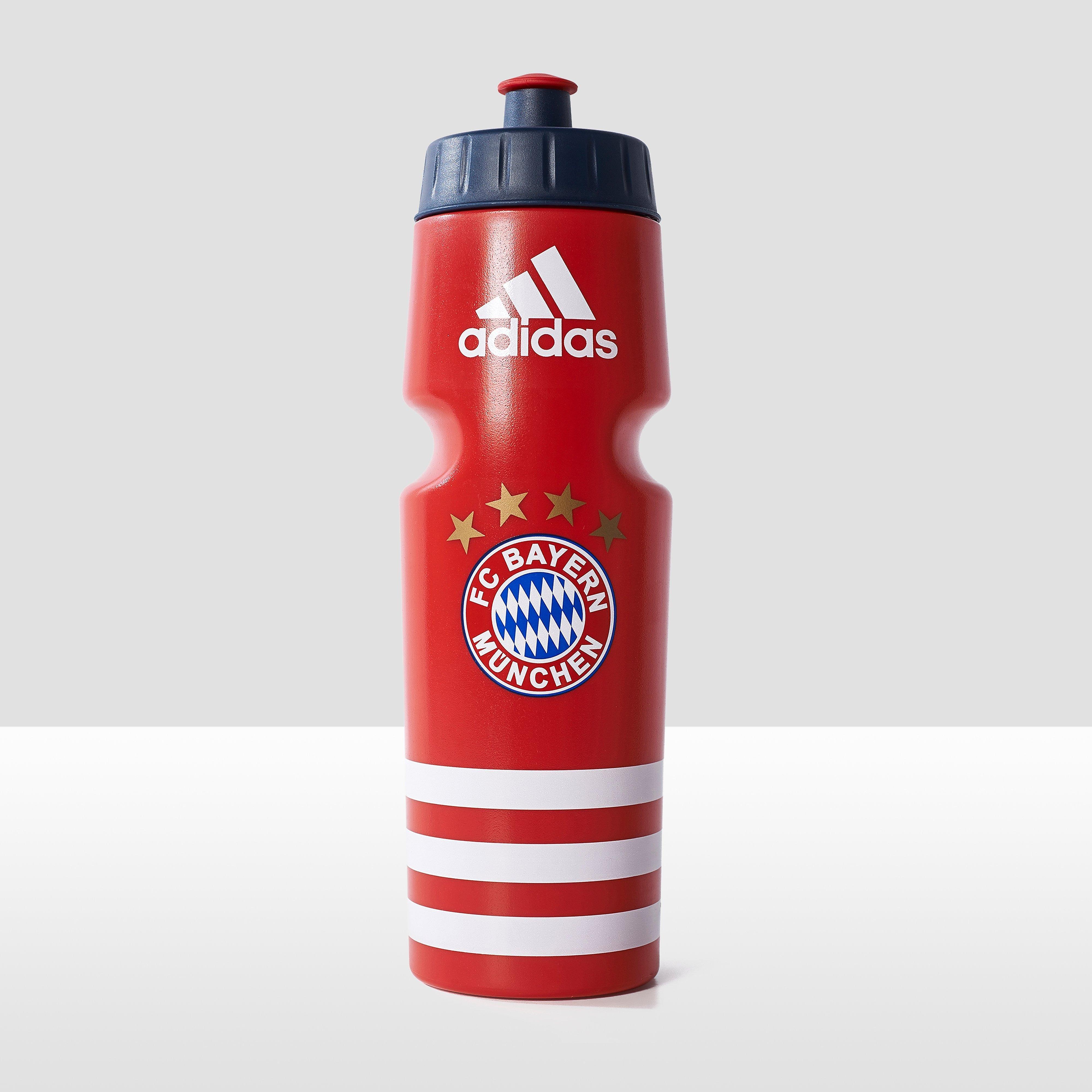 ADIDAS FC BAYERN MÜNCHEN BIDON ROOD/WIT