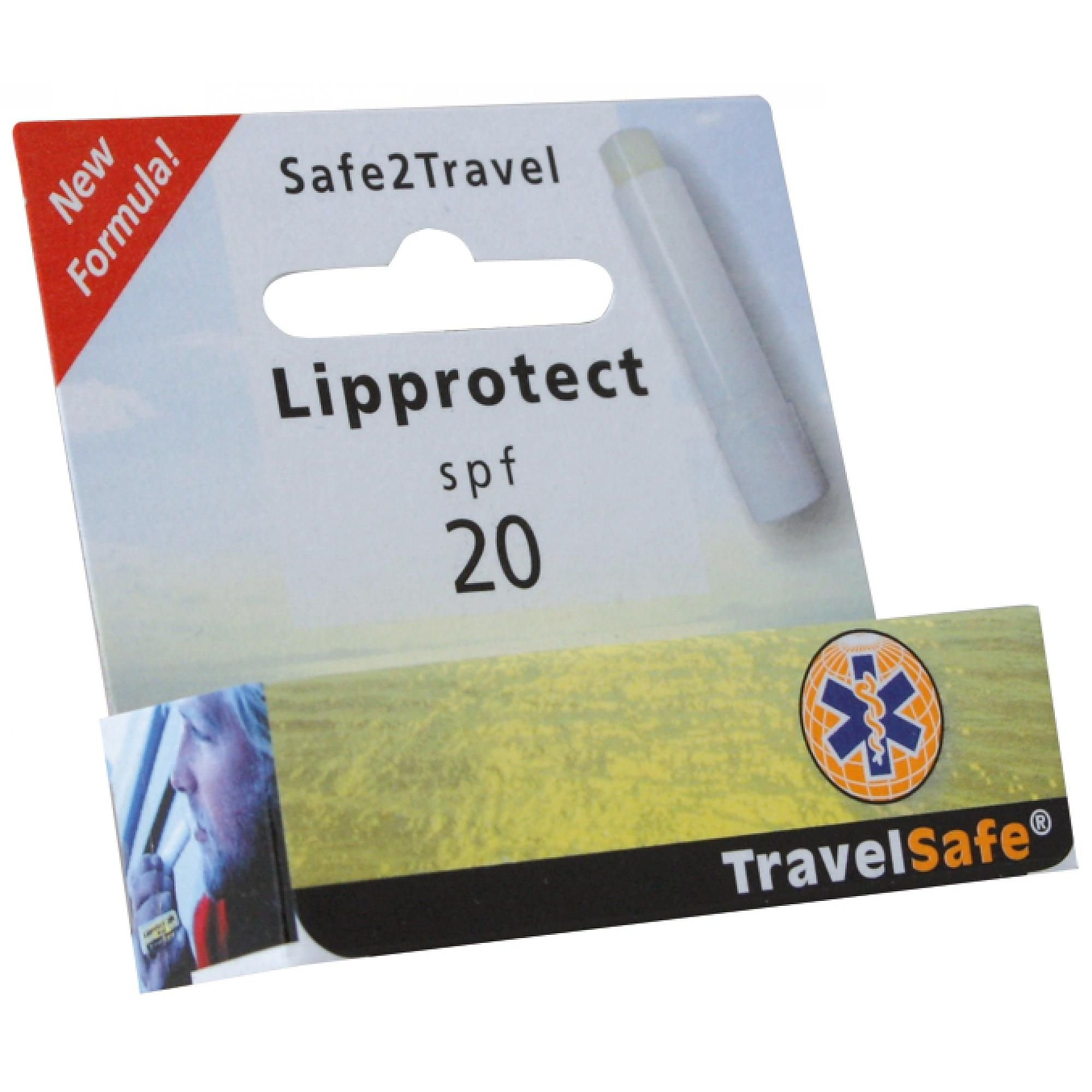 TRAVELSAFE SUNPROTECT LIPS F20