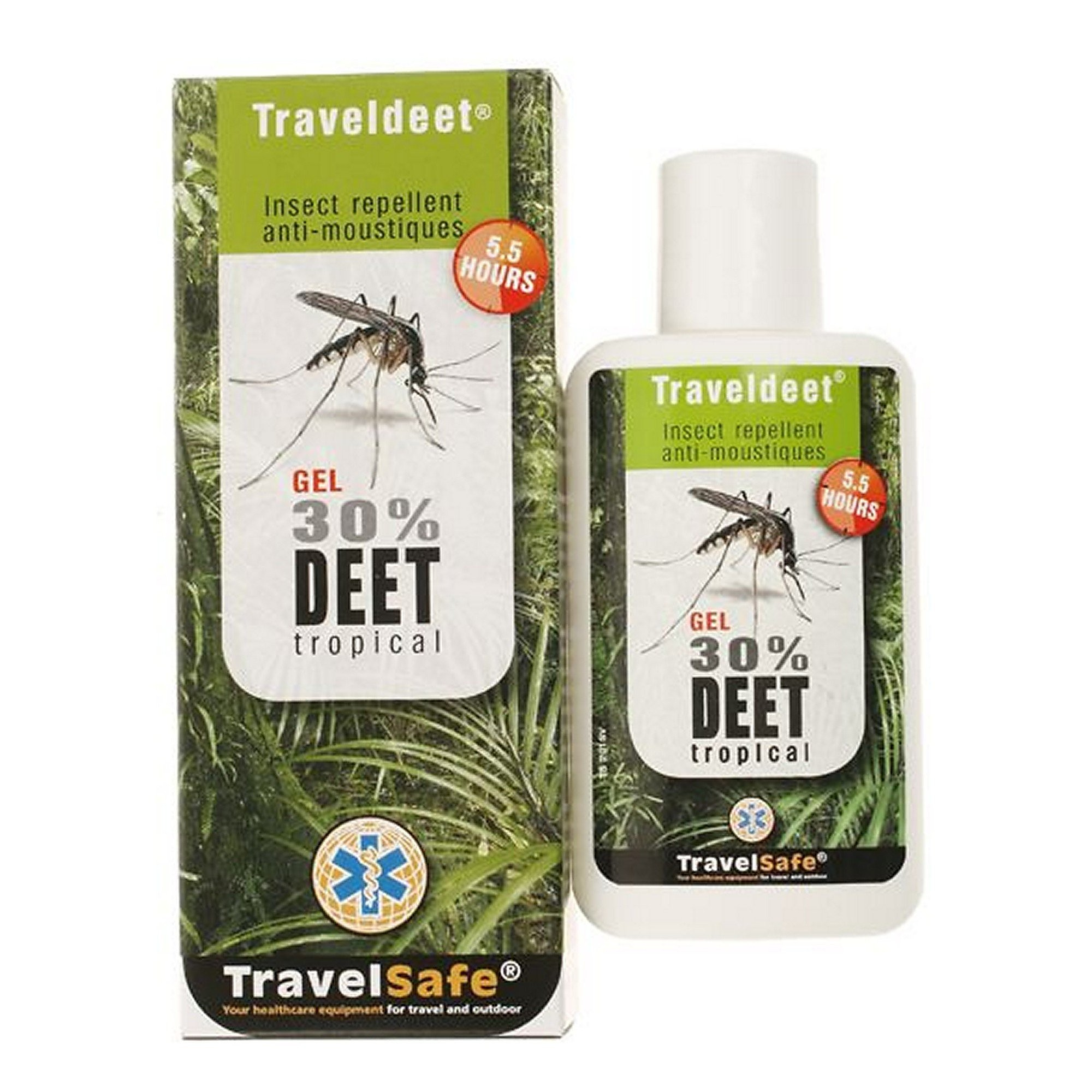 TRAVELSAFE TRAVELDEET 30 GEL