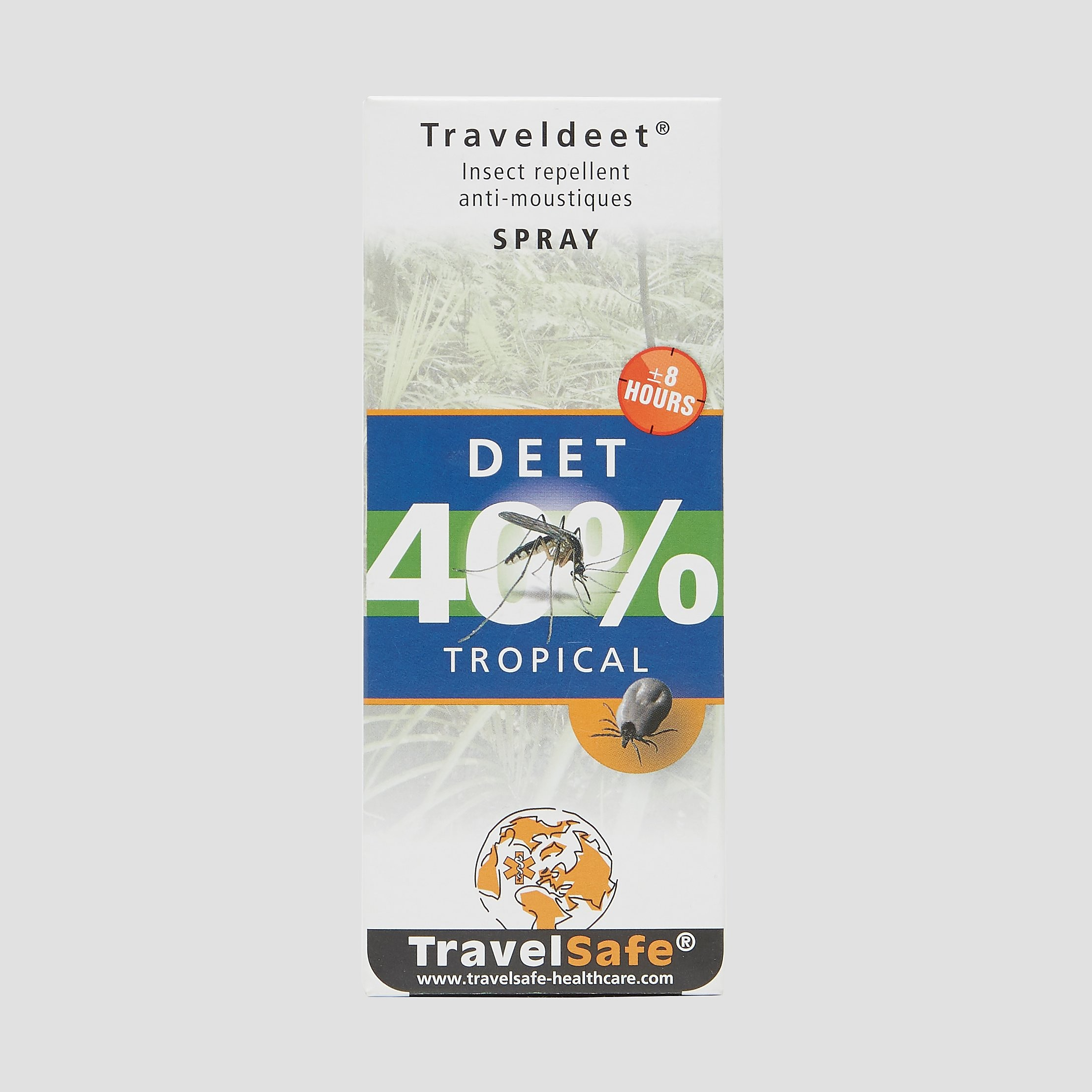 TRAVELSAFE TRAVELDEET 40 SPRAY