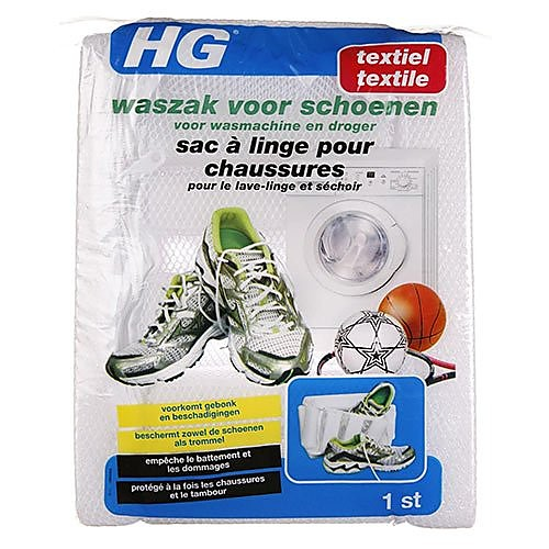 HG INTERNATIONAL WASZAK VOOR SPORTSCHOENEN WIT