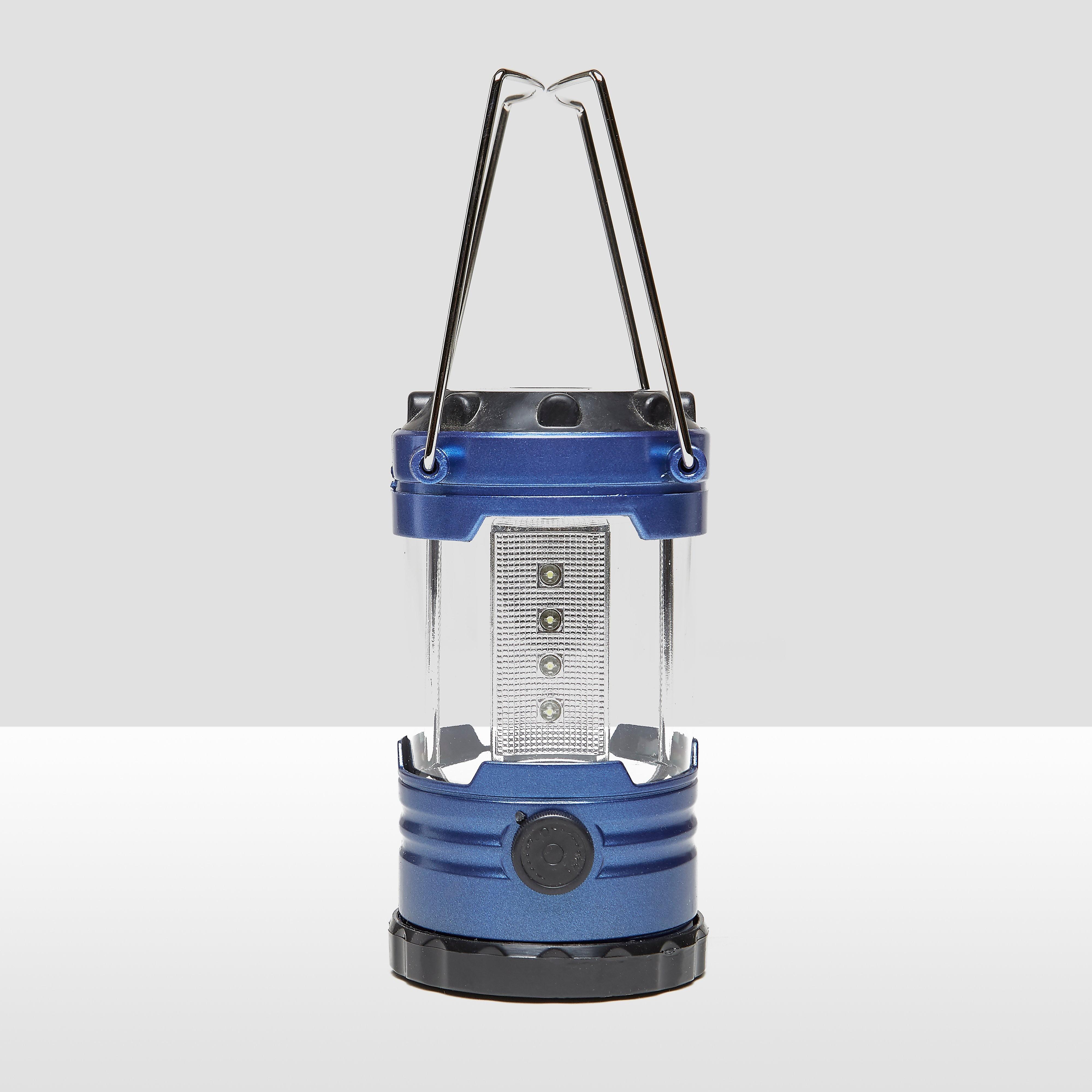 EUROHIKE 12 LED LANTERN BLAUW
