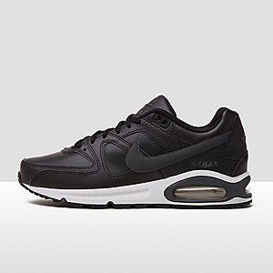 size 40 64dbf f5f50 NIKE AIR MAX COMMAND LEATHER SNEAKERS ZWART HEREN