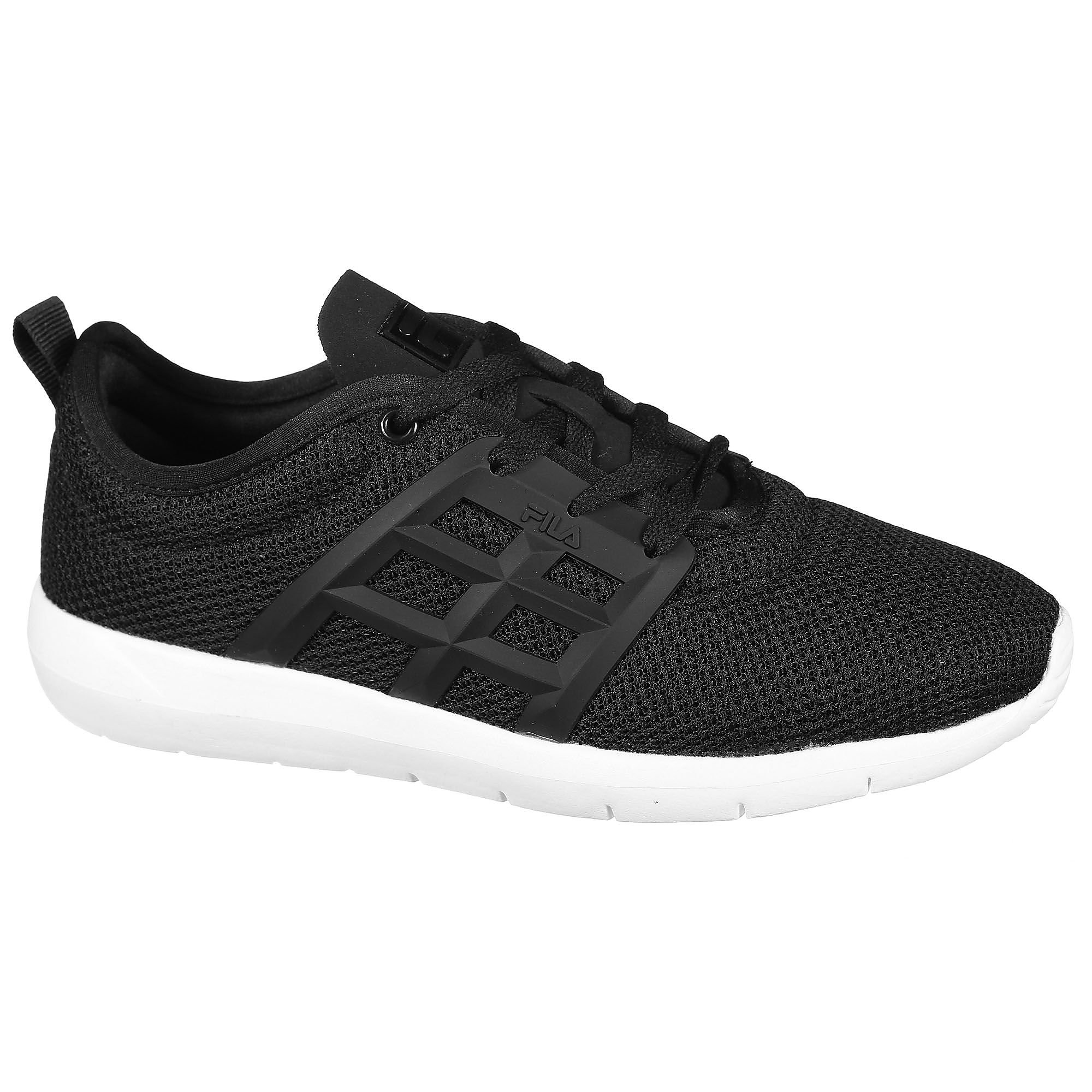 FILA POWERBOLT LOW SNEAKERS ZWART HEREN