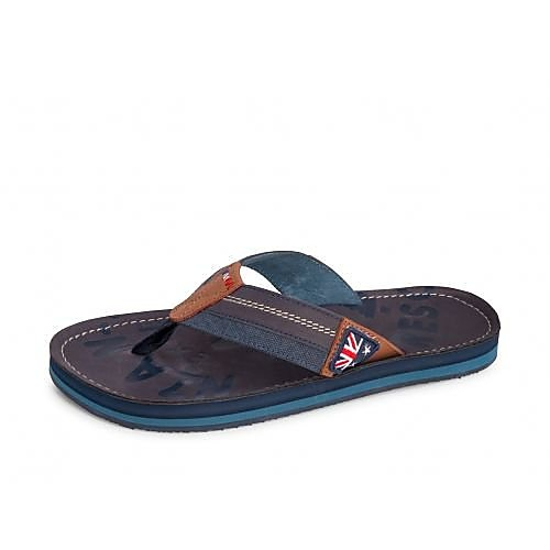 New Zealand Auckland LEVIN SLIPPERS BLAUW HEREN