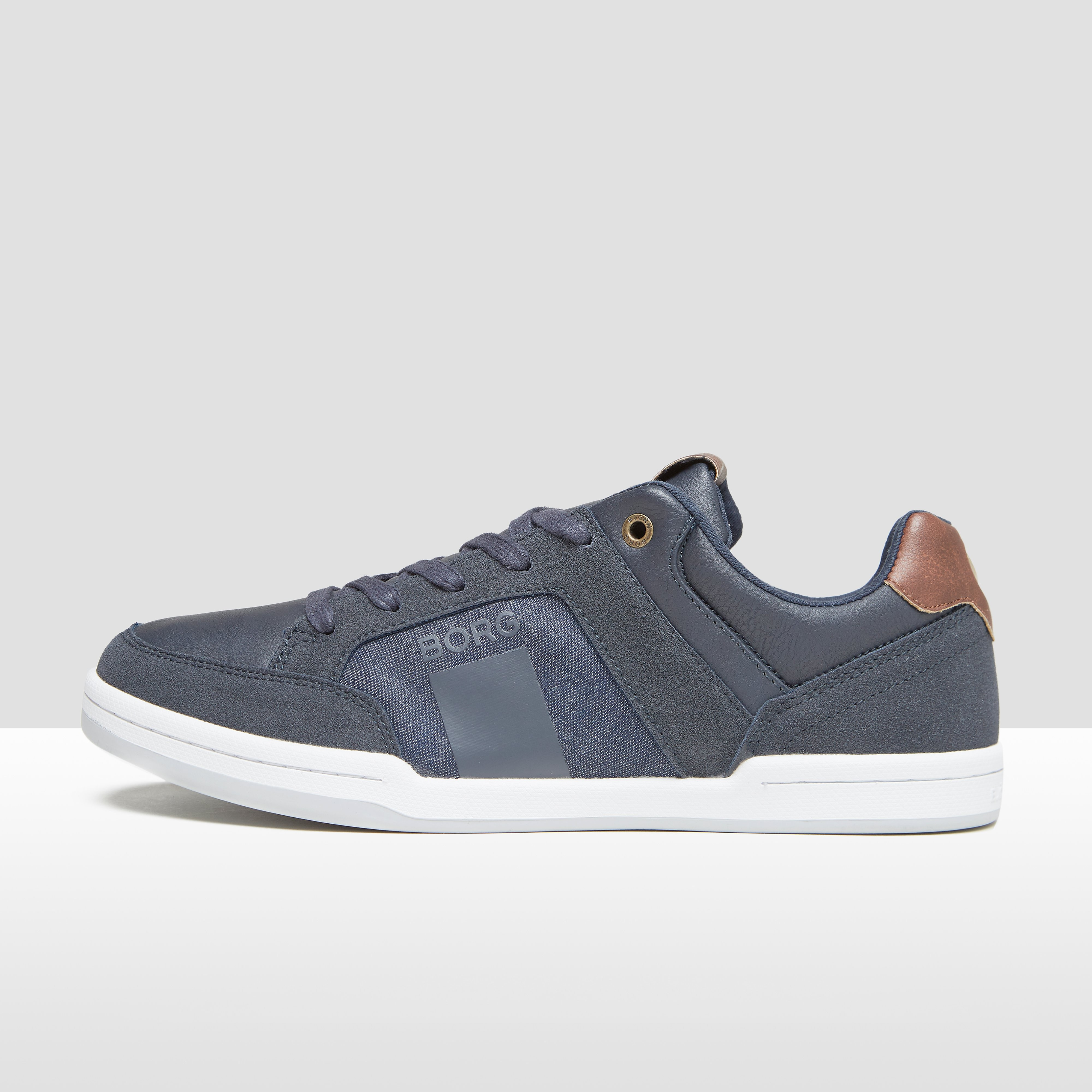 BJORN BORG T500 LOW DNM SNEAKERS ZWART HEREN