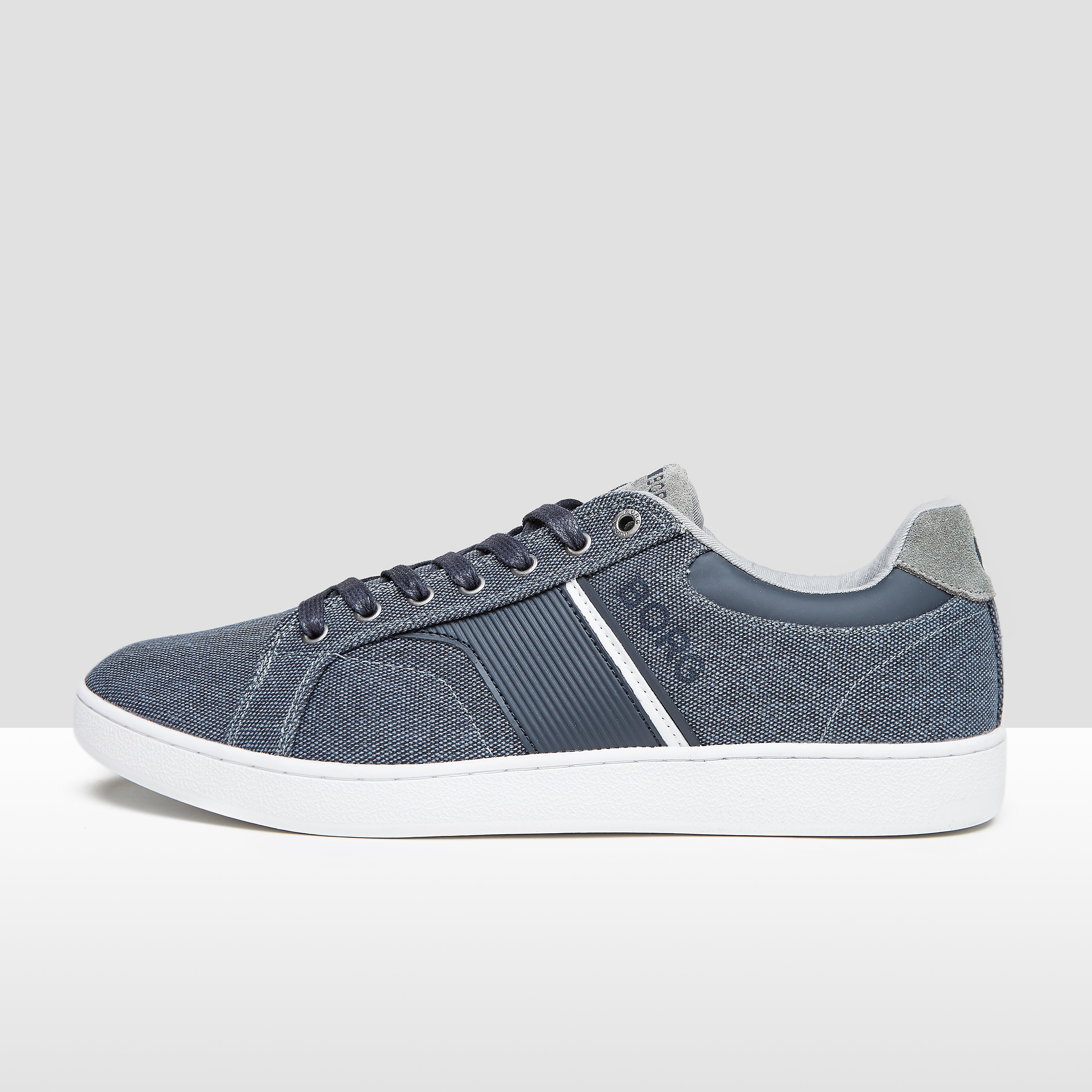 BJORN BORG T600 LOW CVS SNEAKERS GRIJS HEREN