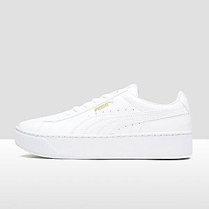 1626c36db01 Puma Vikky Platform Ribbon Sneakers Wit Dames