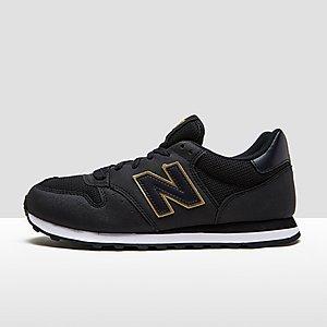 new balance 373 zwart goud