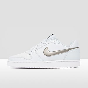 info for fe939 67c60 NIKE EBERNON LOW SNEAKERS WITGRIJS DAMES