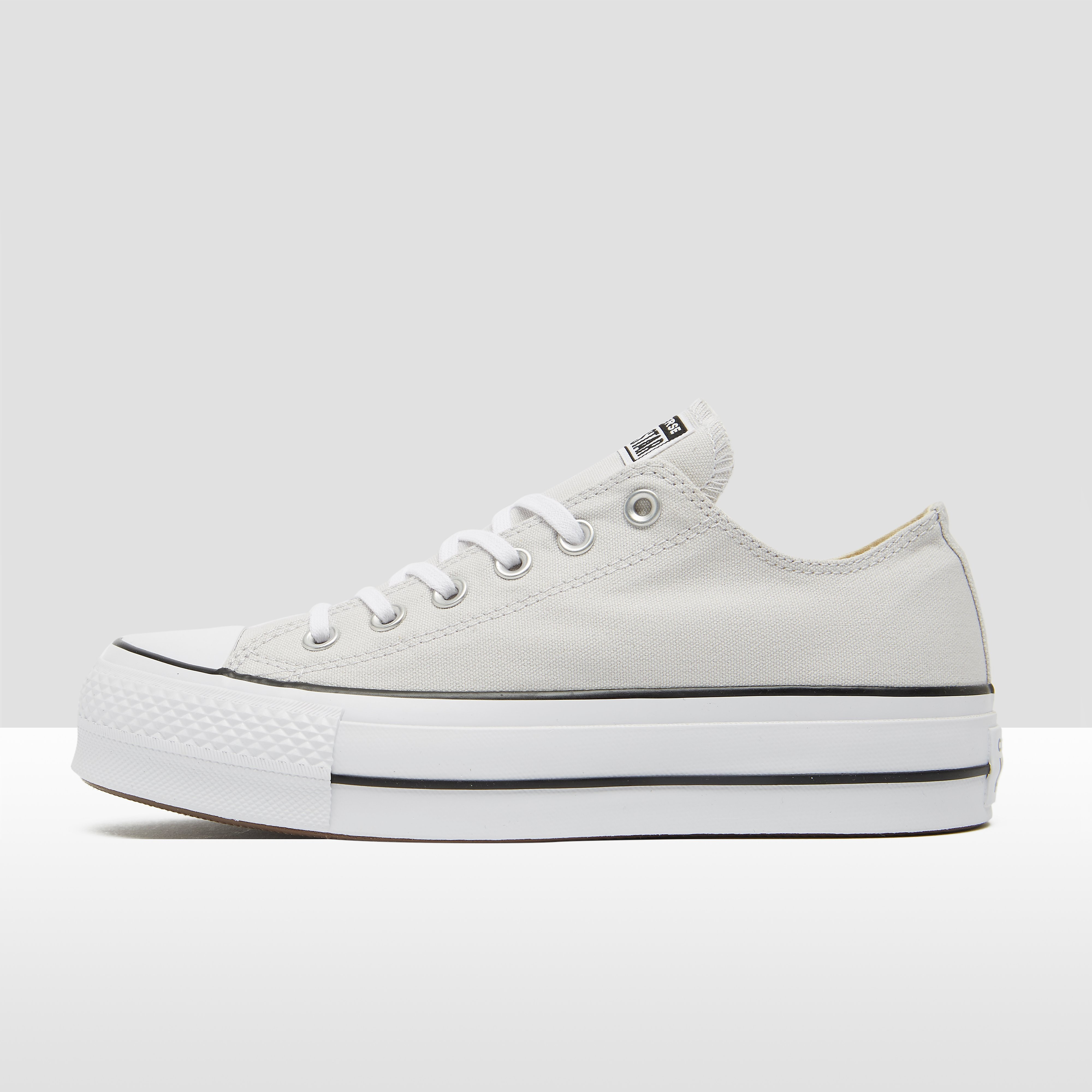 CONVERSE CHUCK TAYLOR ALL STAR LIFT SNEAKERS GRIJS