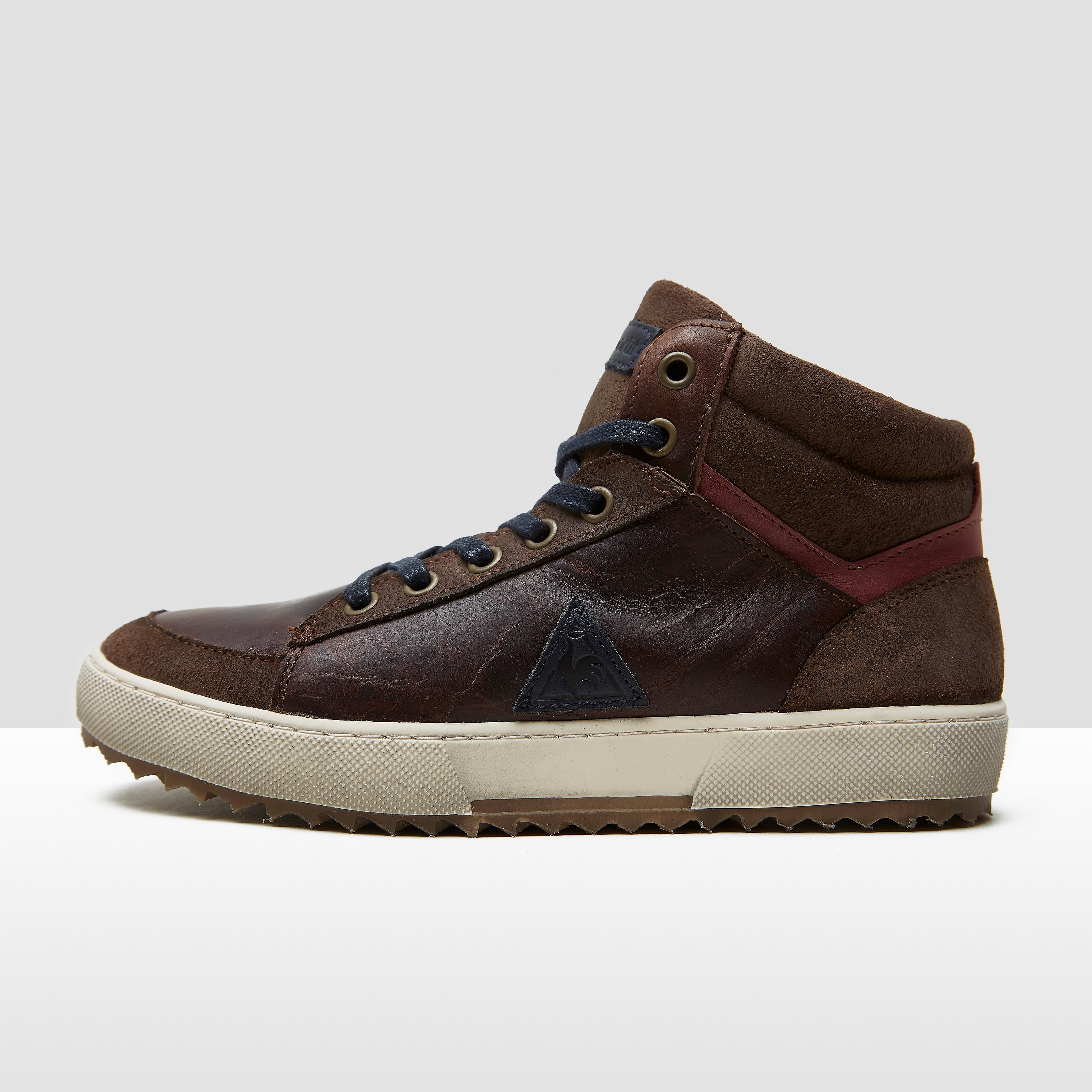 LE COQ SPORTIF DARCELL MID COFFEE SNEAKERS BRUIN KINDEREN