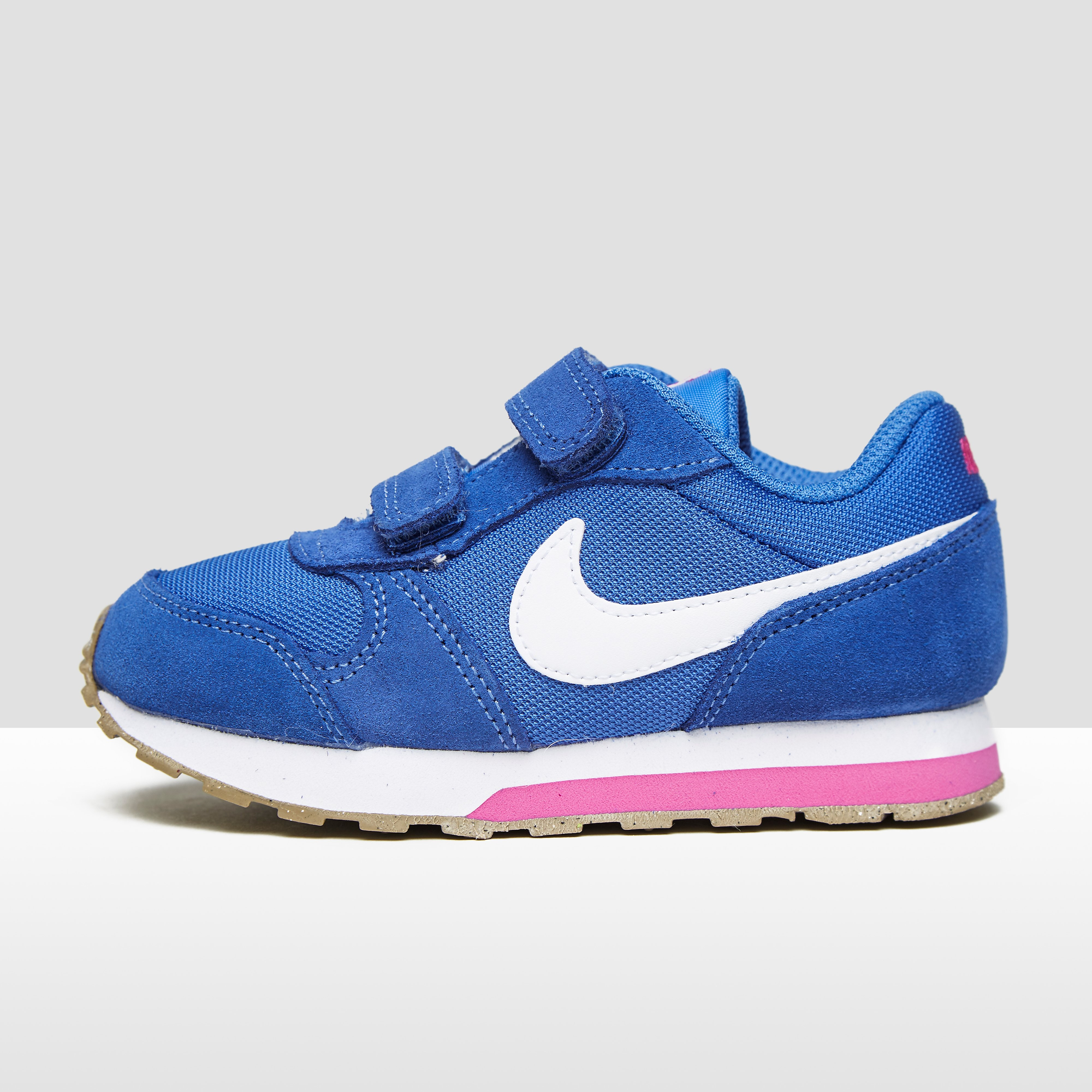 NIKE MD RUNNER 2 SNEAKERS BLAUW/WIT BABY