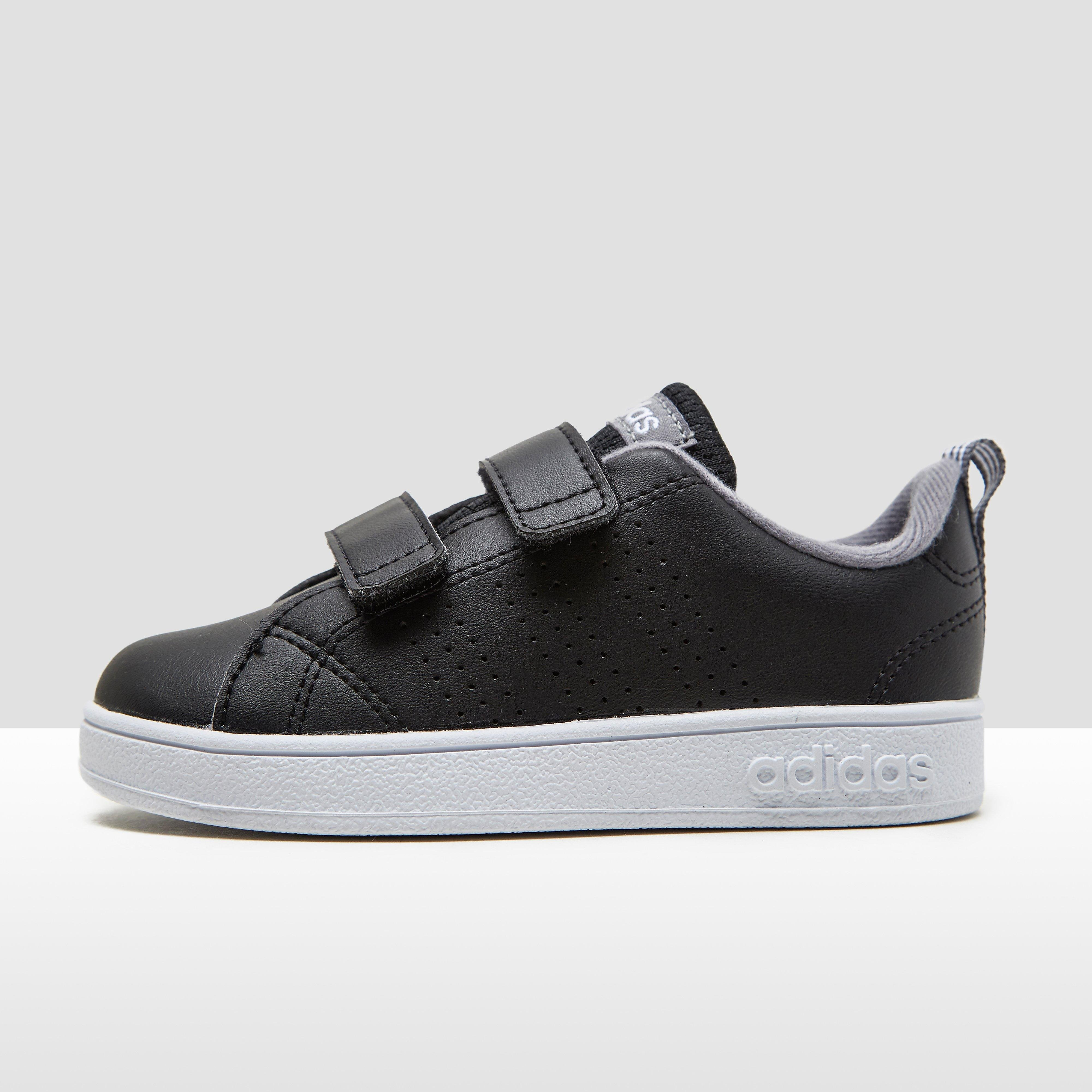 ADIDAS VS ADVANTAGE CLEAN SNEAKERS ZWART KINDEREN