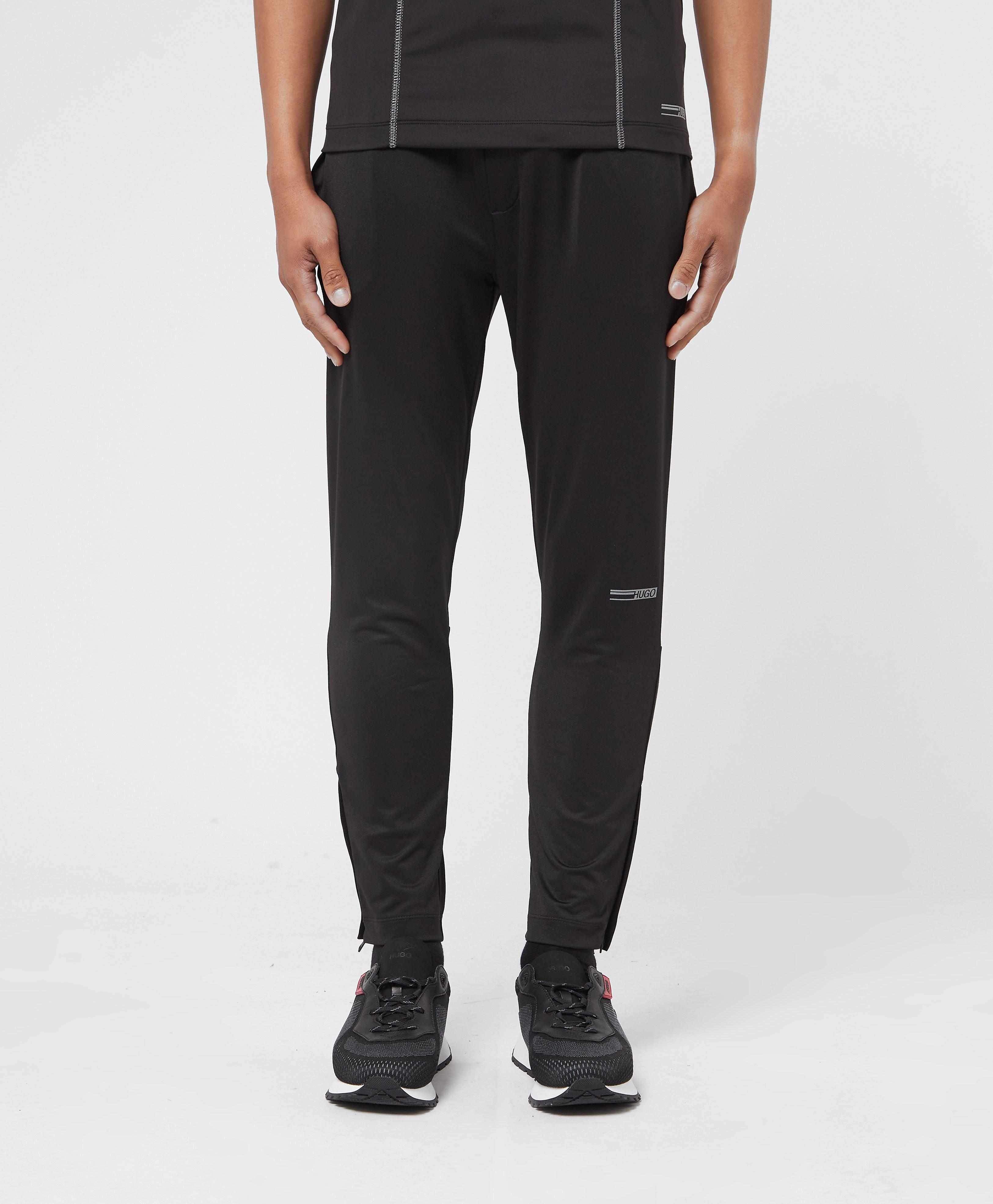 Men's HUGO Duscle Joggers - Black, Black