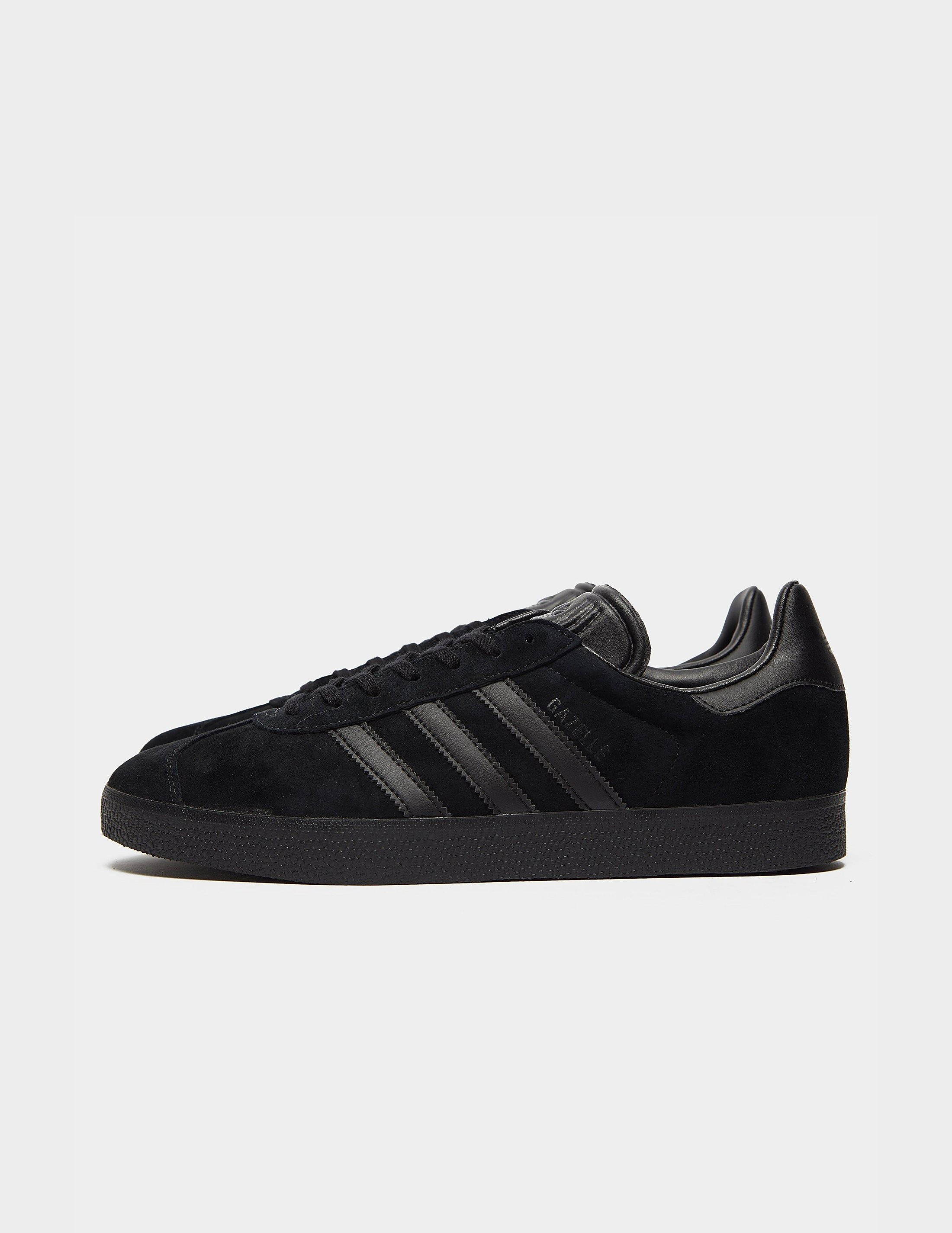 the best attitude b818a 9c8f2 Mens adidas Originals Gazelle Black, Black