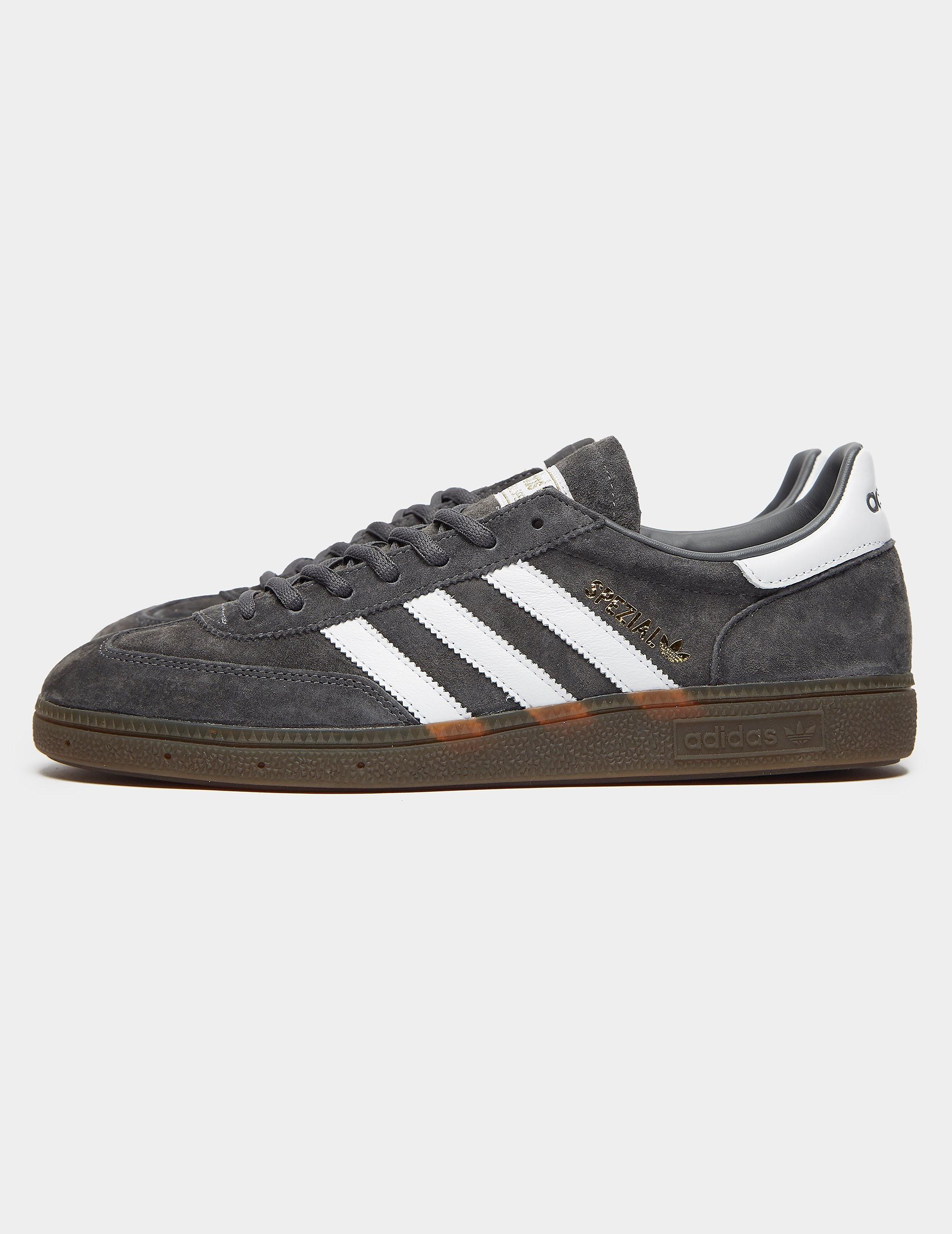 the latest af502 e724c Mens adidas Originals Handball Spezial Grey, Grey