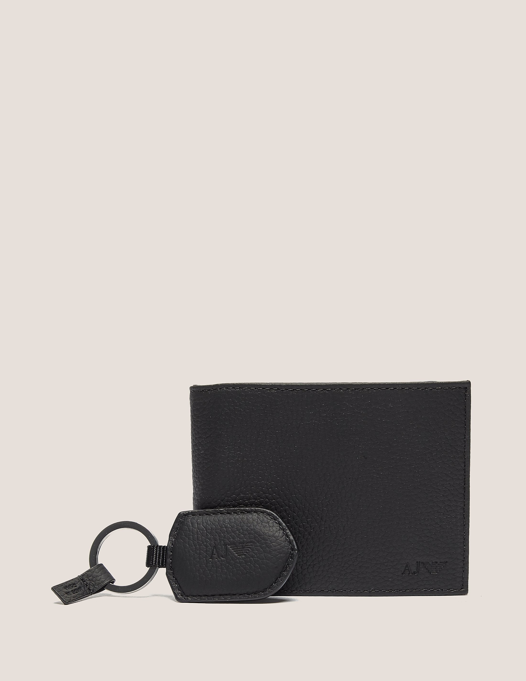 Armani Jeans Leather Gift Set
