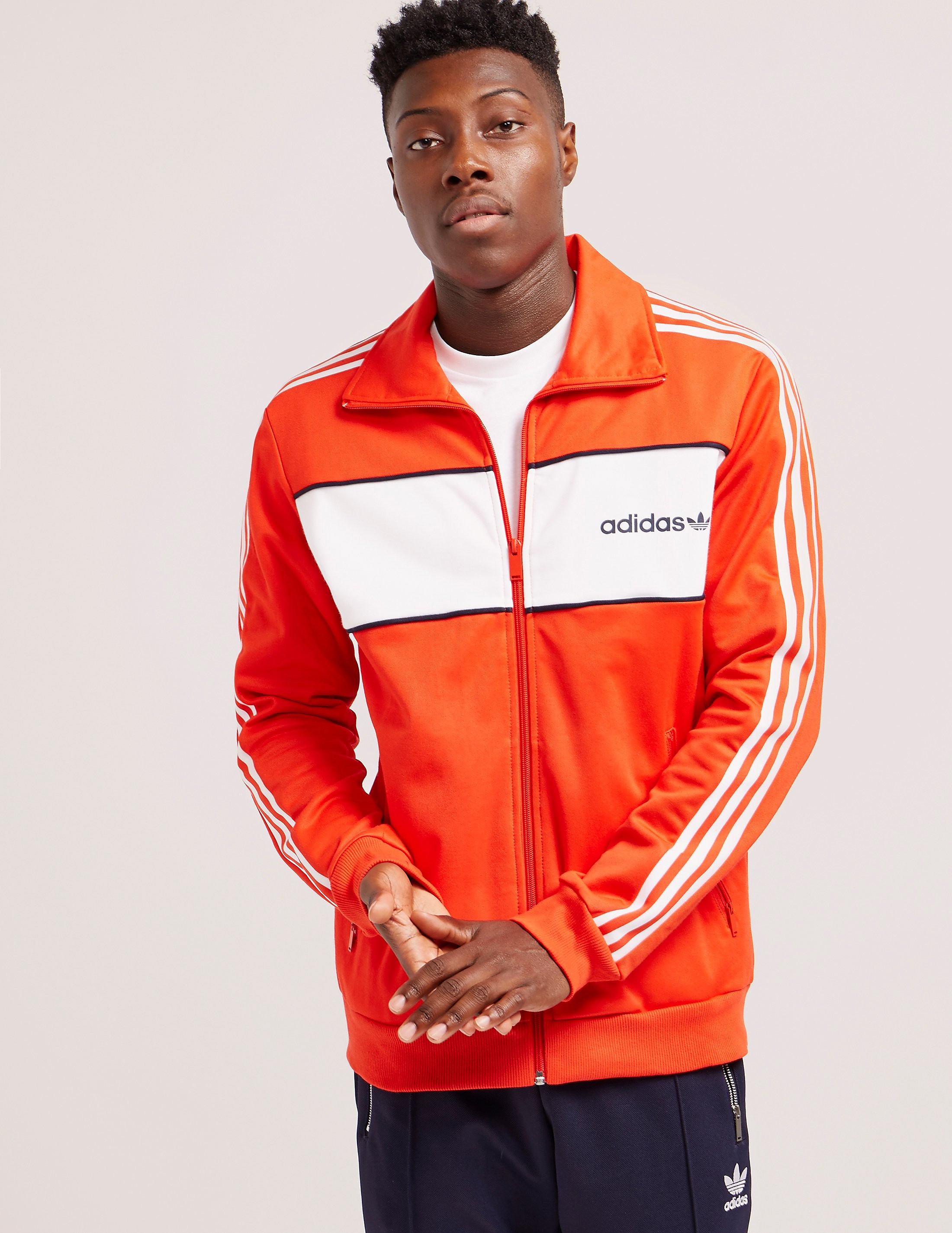 adidas Originals London Block Track Top