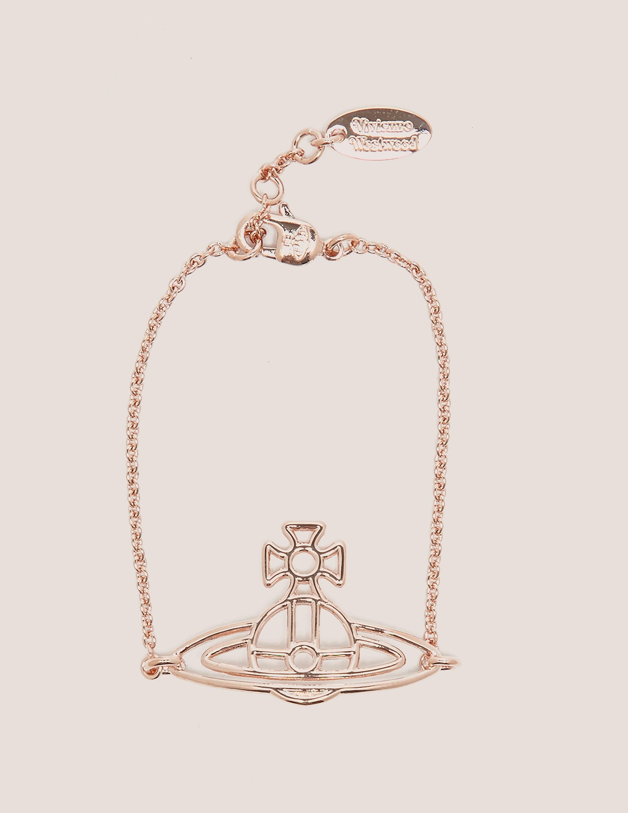 Vivienne Westwood Thin Lines Orb Bracelet