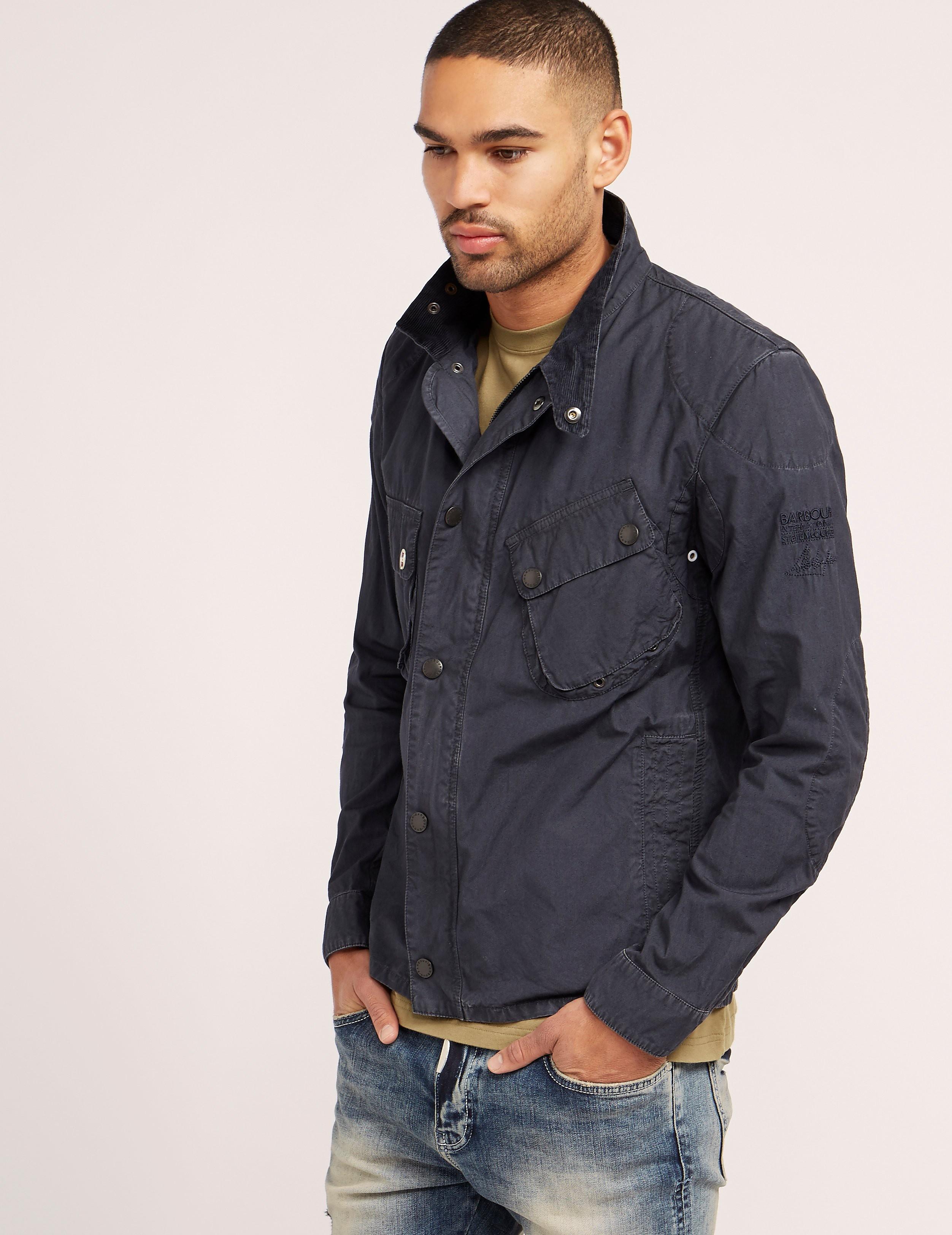 Barbour International Washed 9665 Jacket