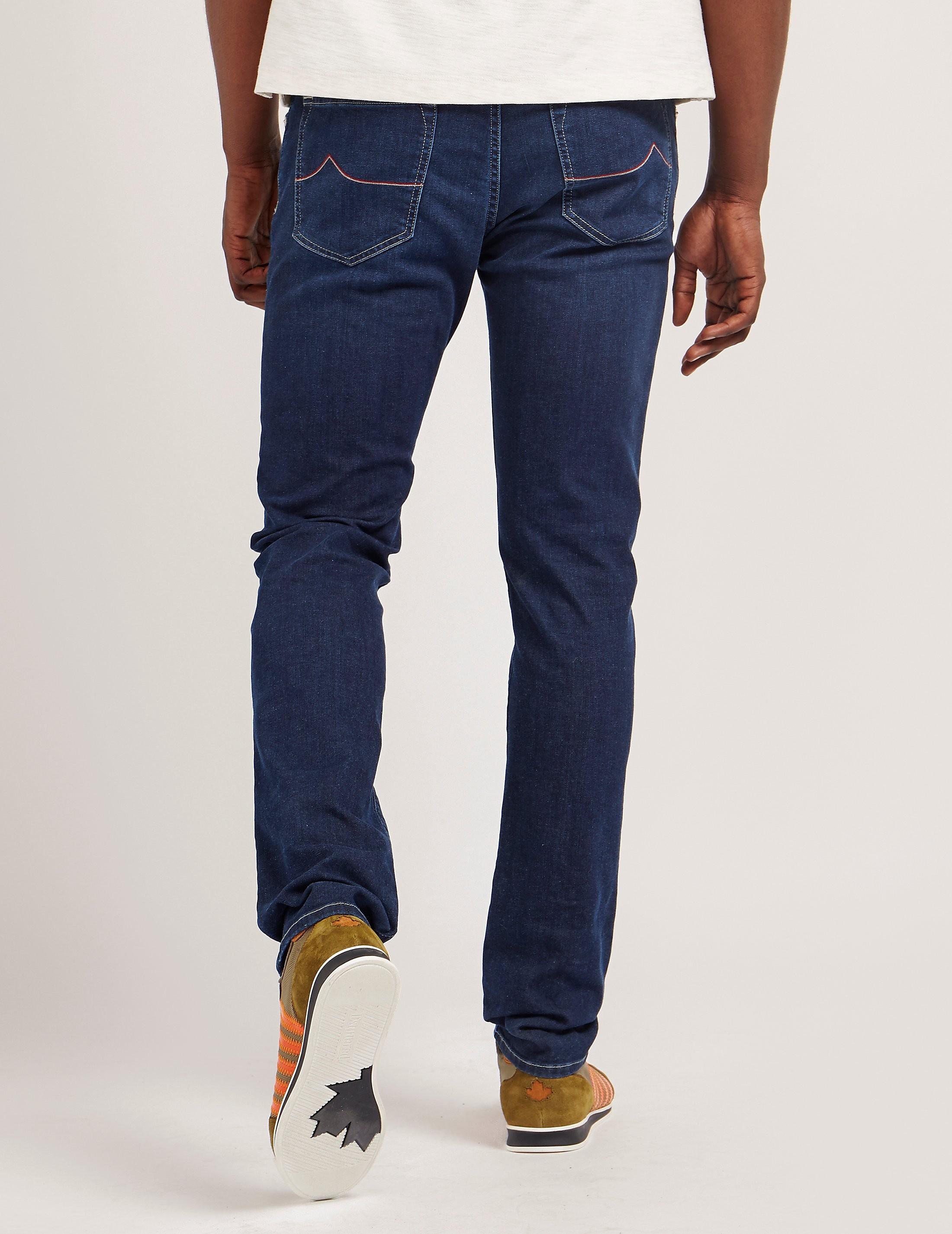 Jacob Cohen Slim Fit Regular Jeans