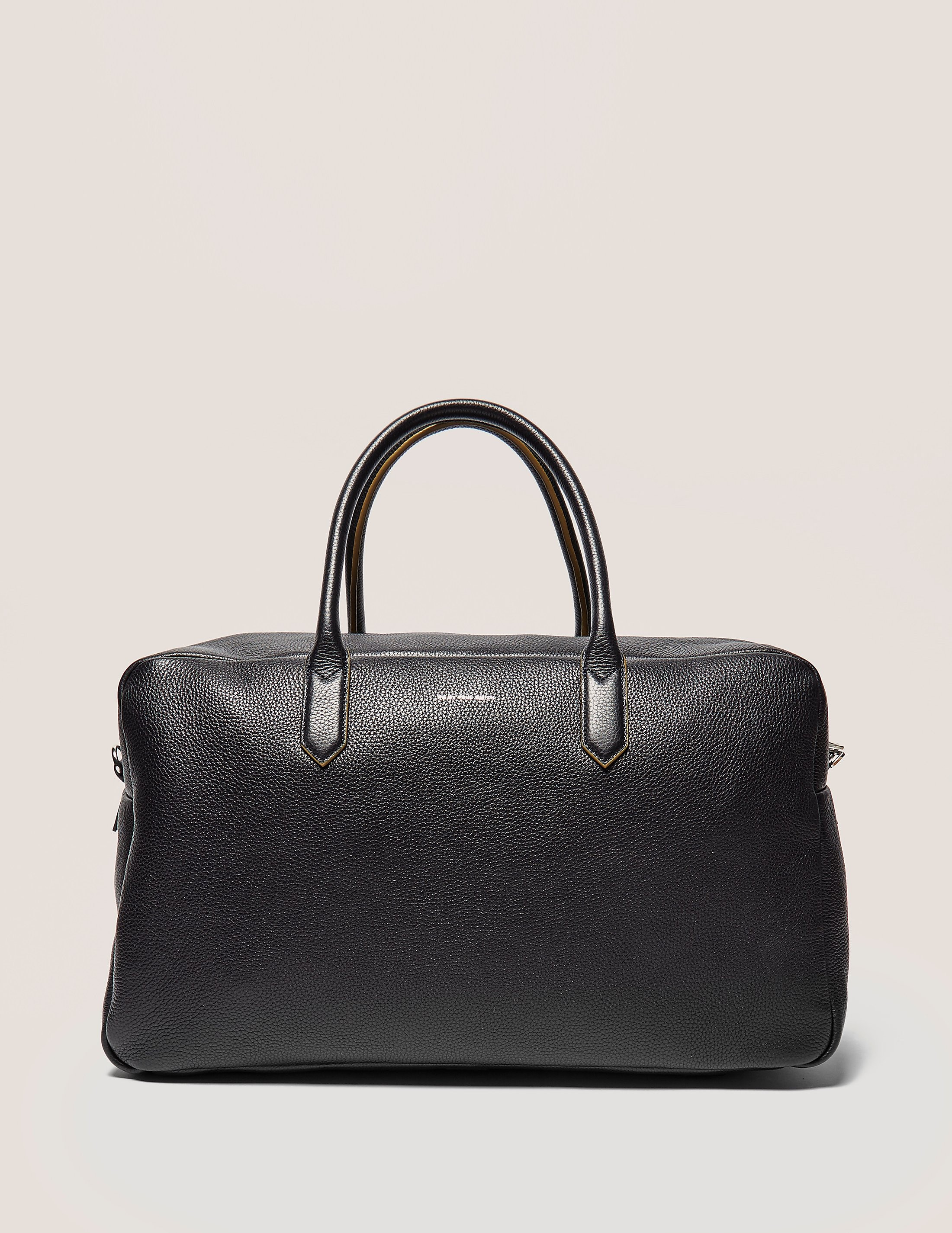 Paul Smith Grained Leather Holdall
