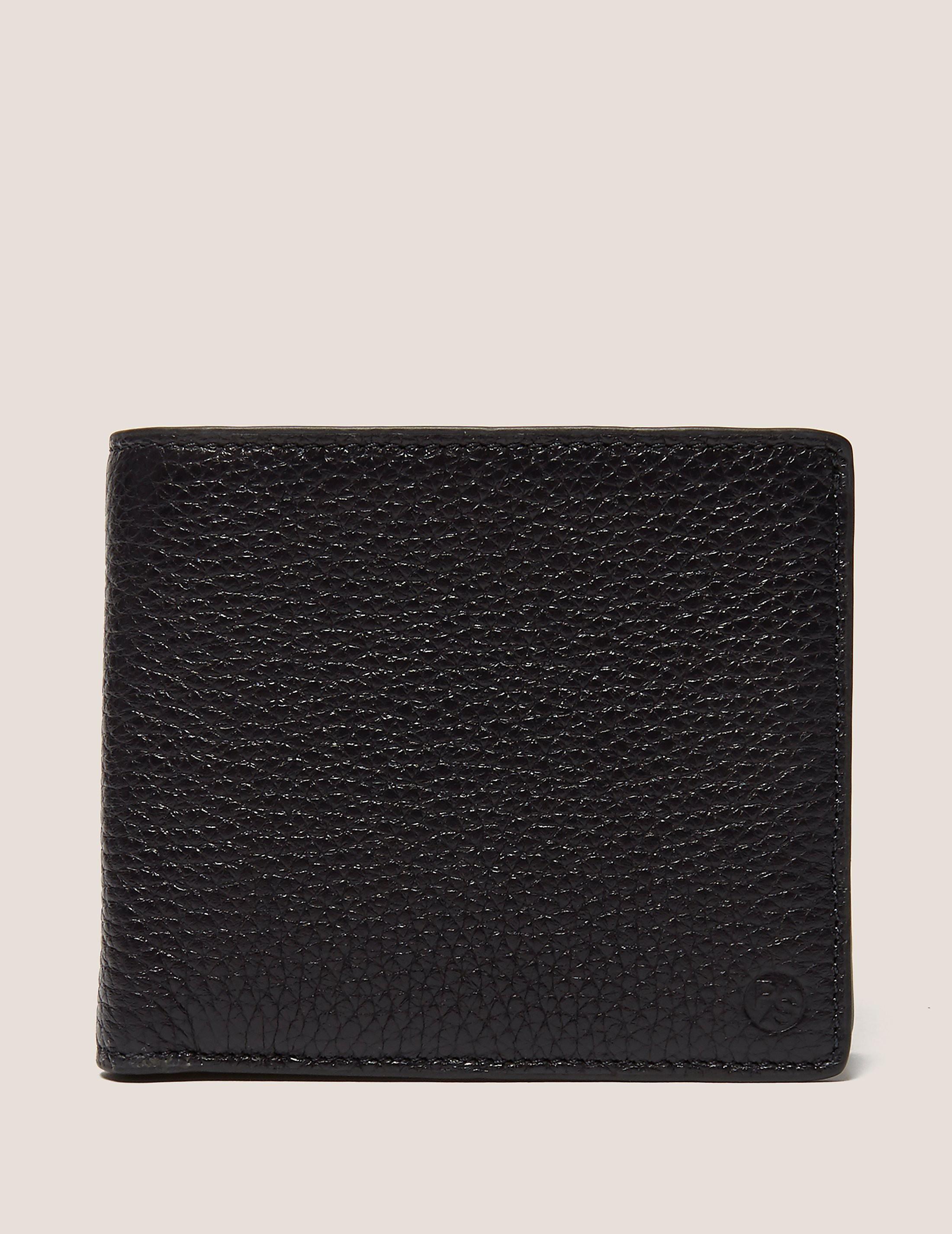 Paul Smith Sporty Leather Billfold Wallet