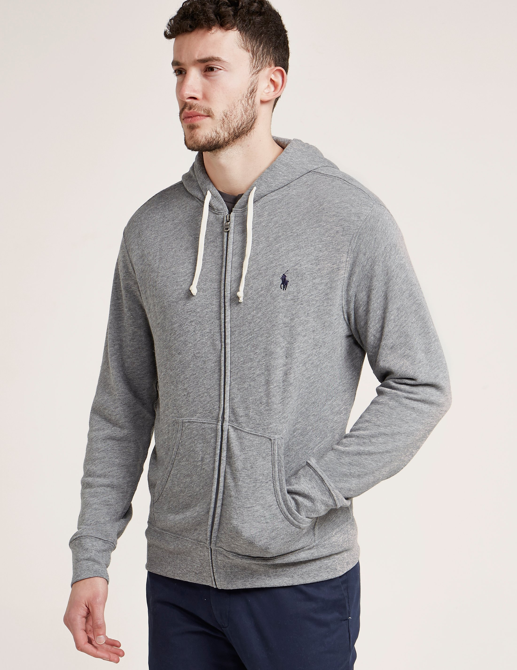 Polo Ralph Lauren French Terry Full Zip Hoody