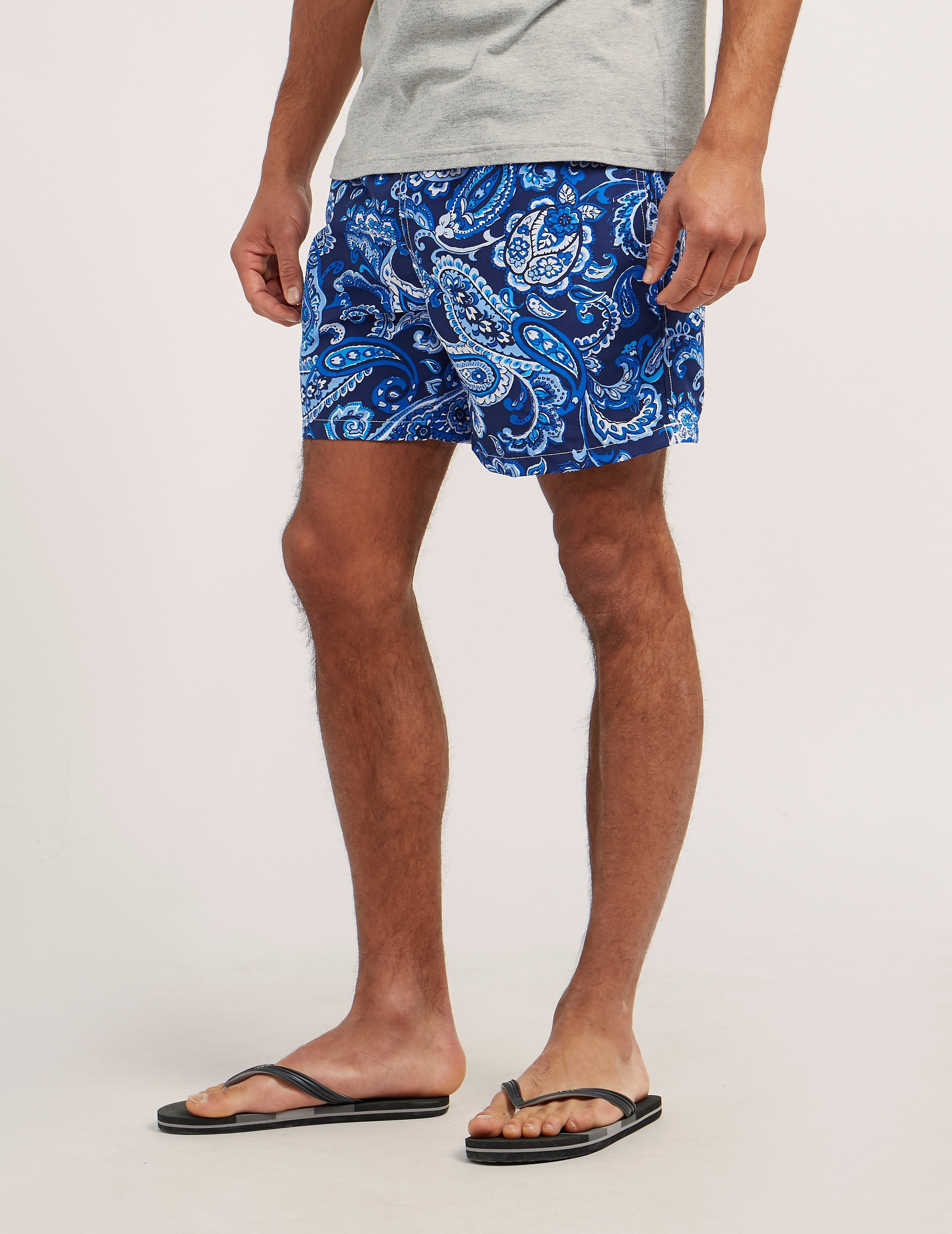 Polo Ralph Lauren Paisley Swim Shorts