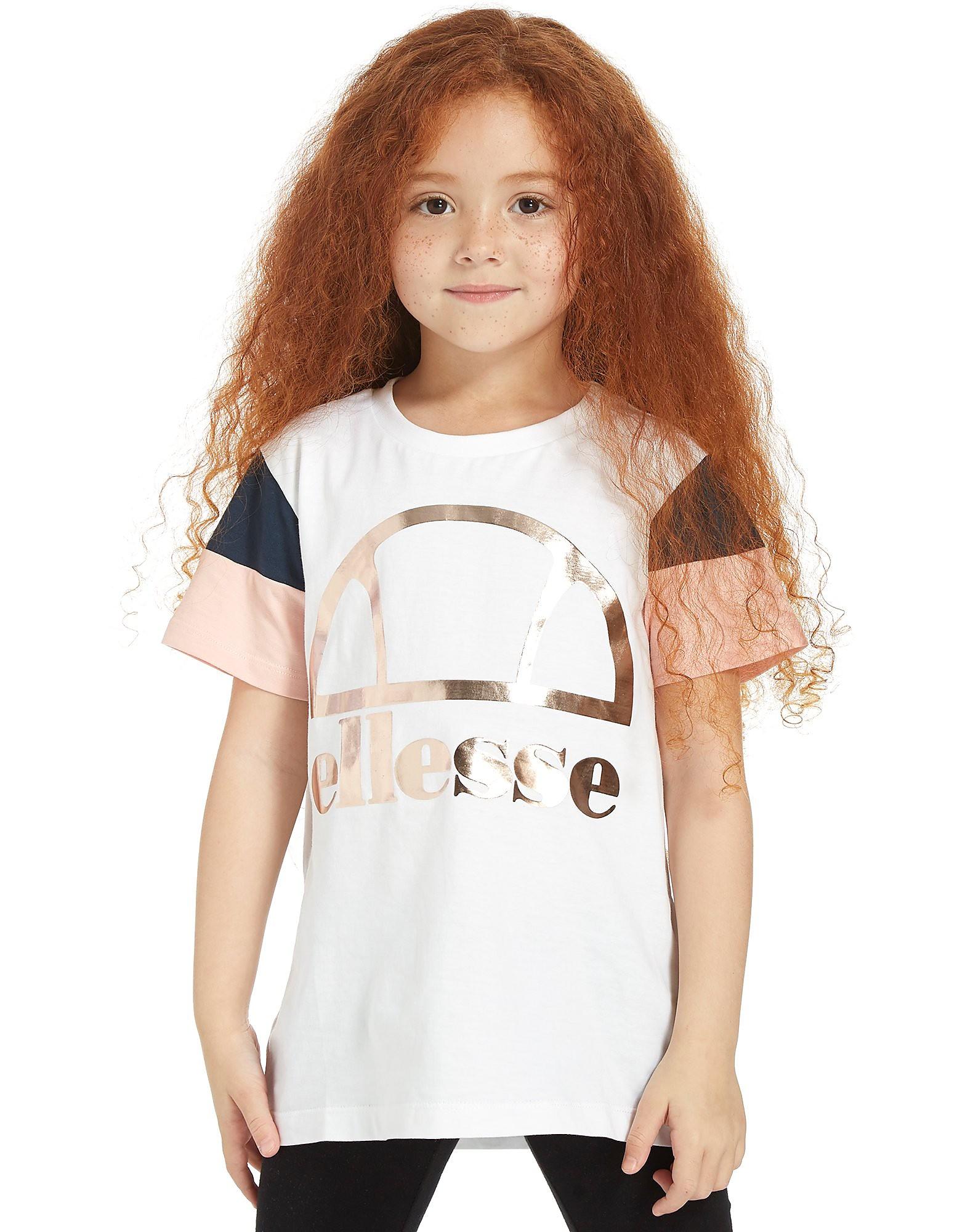 Ellesse Girls' Perla T-Shirt Children