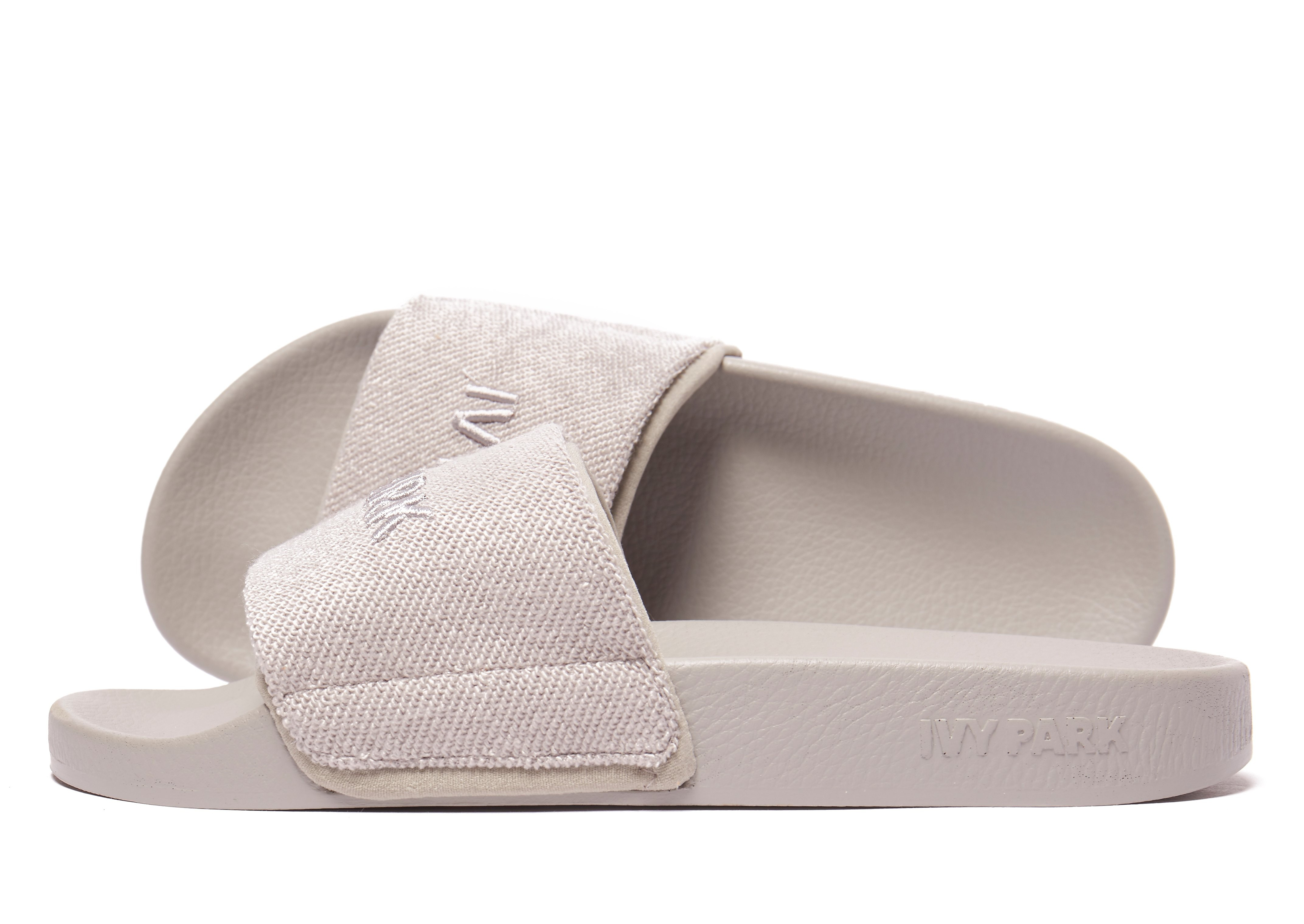 IVY PARK Loopback Slides Women's