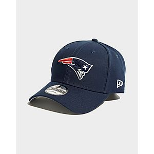 New Era 9FORTY NFL New England Patriots Strapback Cap ... 5b52d6aaa13