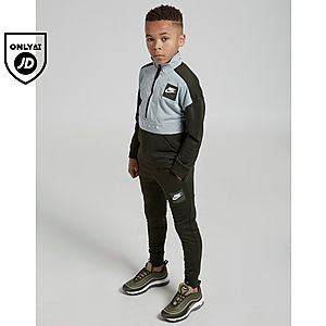 f01636836dd2 Nike Air 1 4 Zip Tracksuit Junior ...