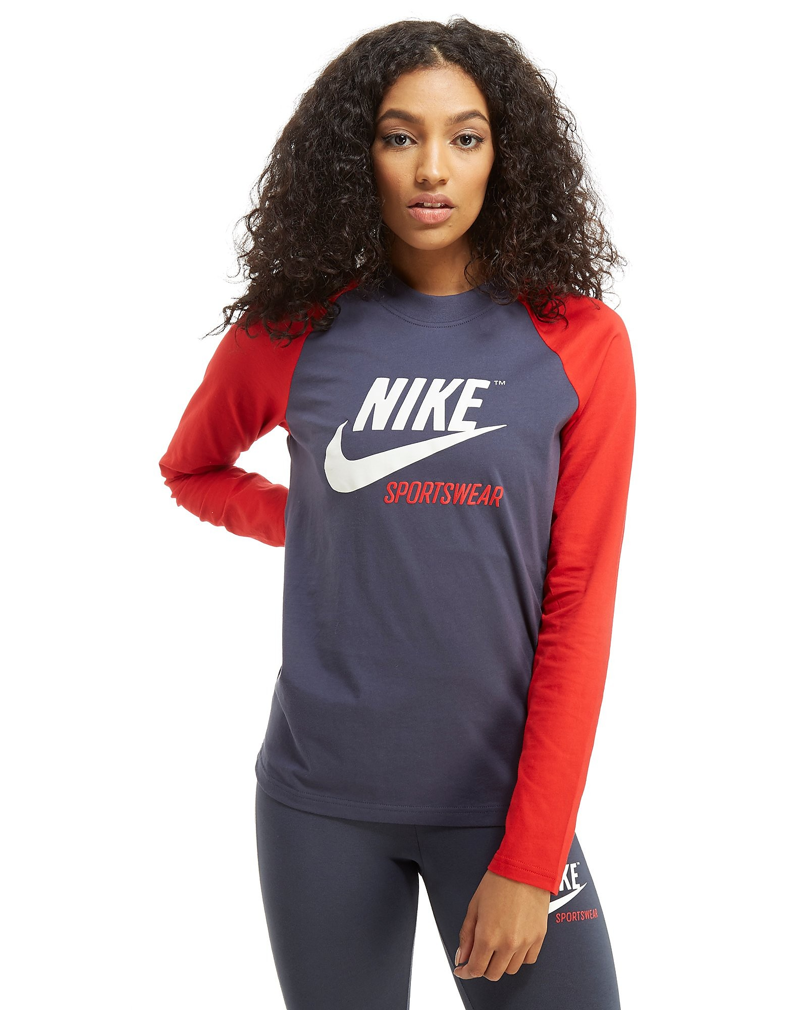 Nike Archive Long Sleeve T-Shirt