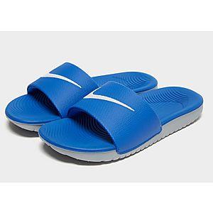 3dd59a0a1ad0 Nike Kawa Slides Children Nike Kawa Slides Children