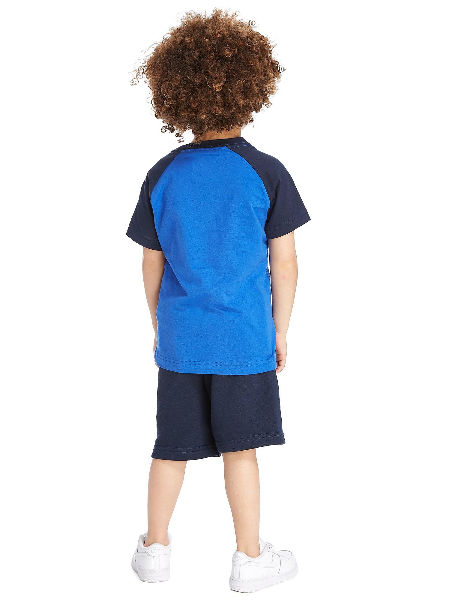 Nike T-Shirt & Short Set Children
