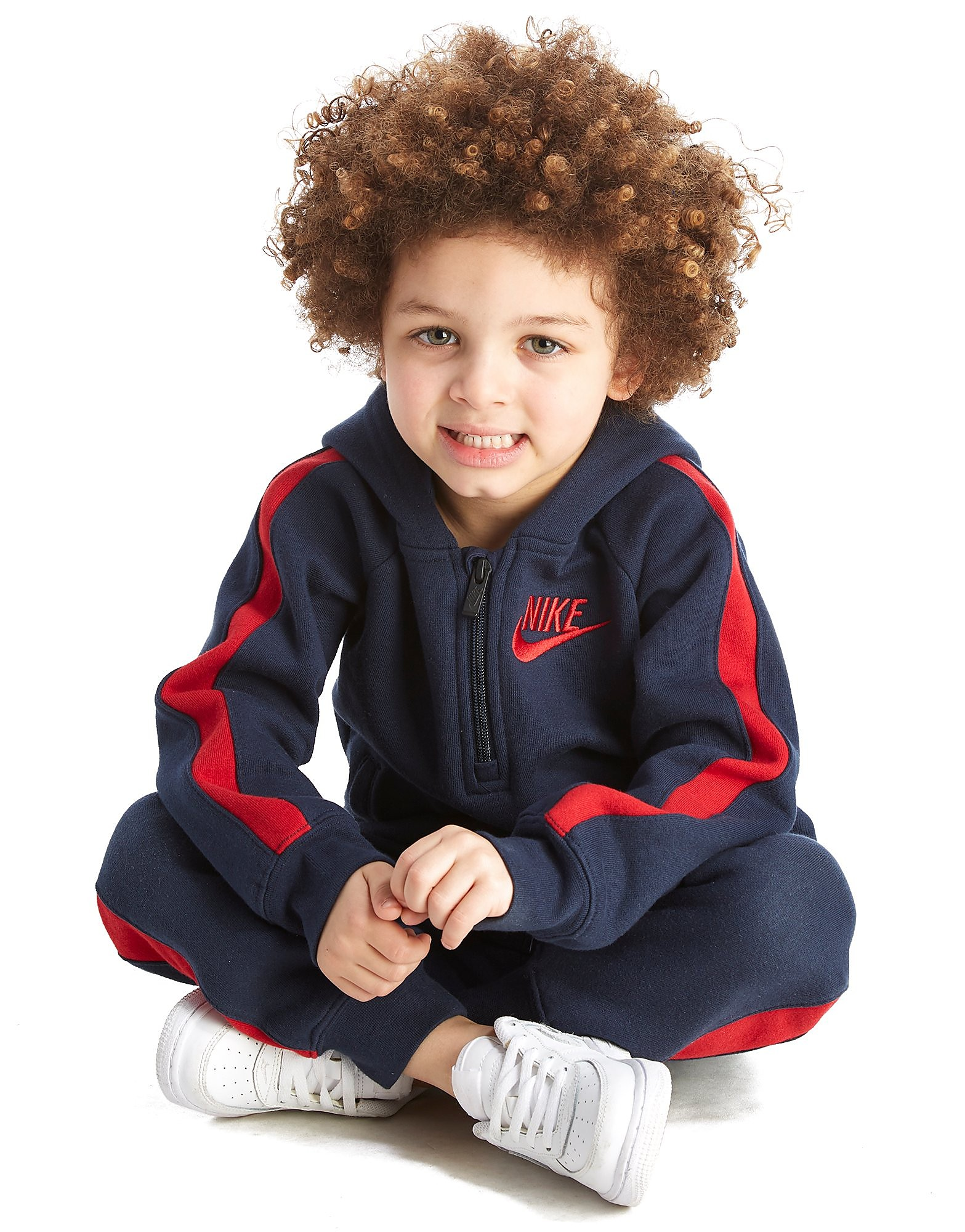 Nike Futura 1/4 Zip Suit Children