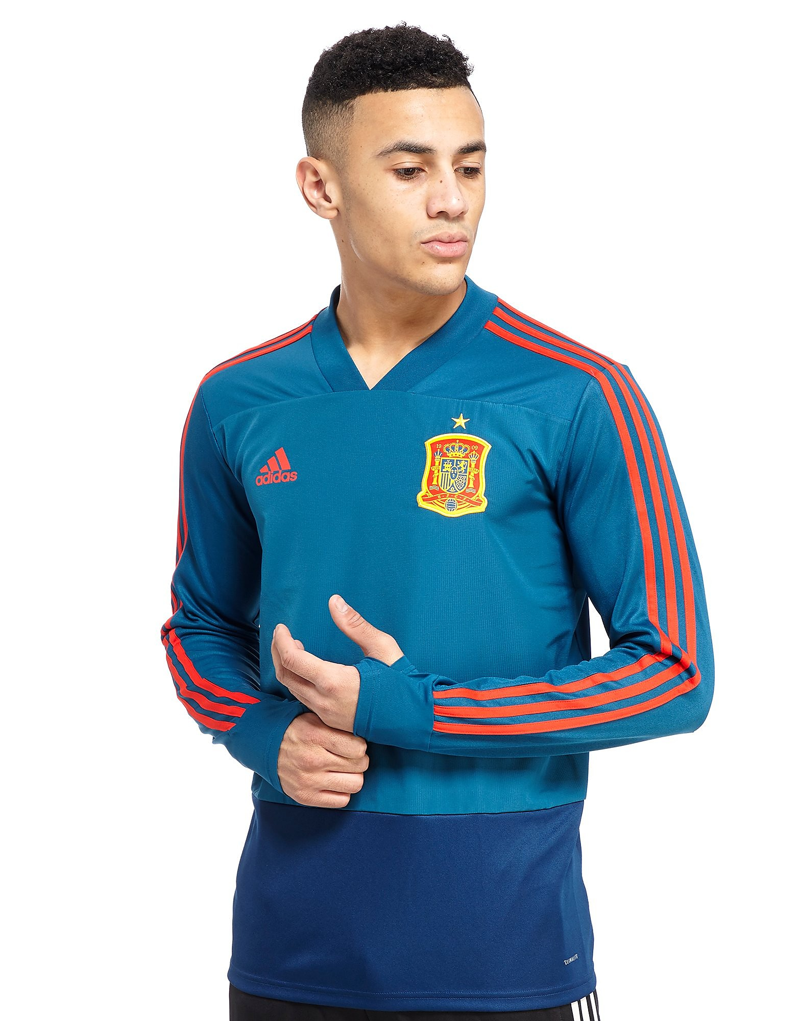 adidas Spain 2018 Training Top