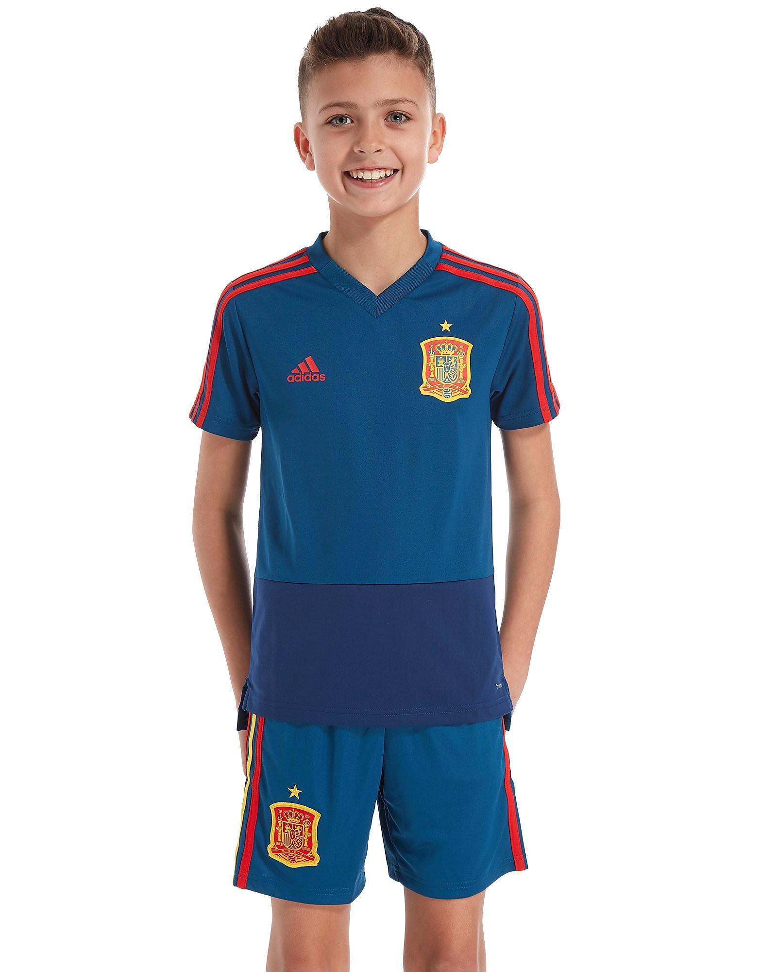 adidas Spain 2018 Training Top Junior