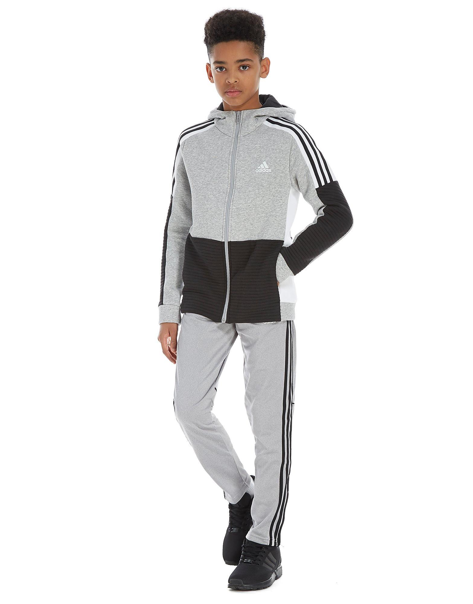 adidas Sports Full Zip Hoodie Junior